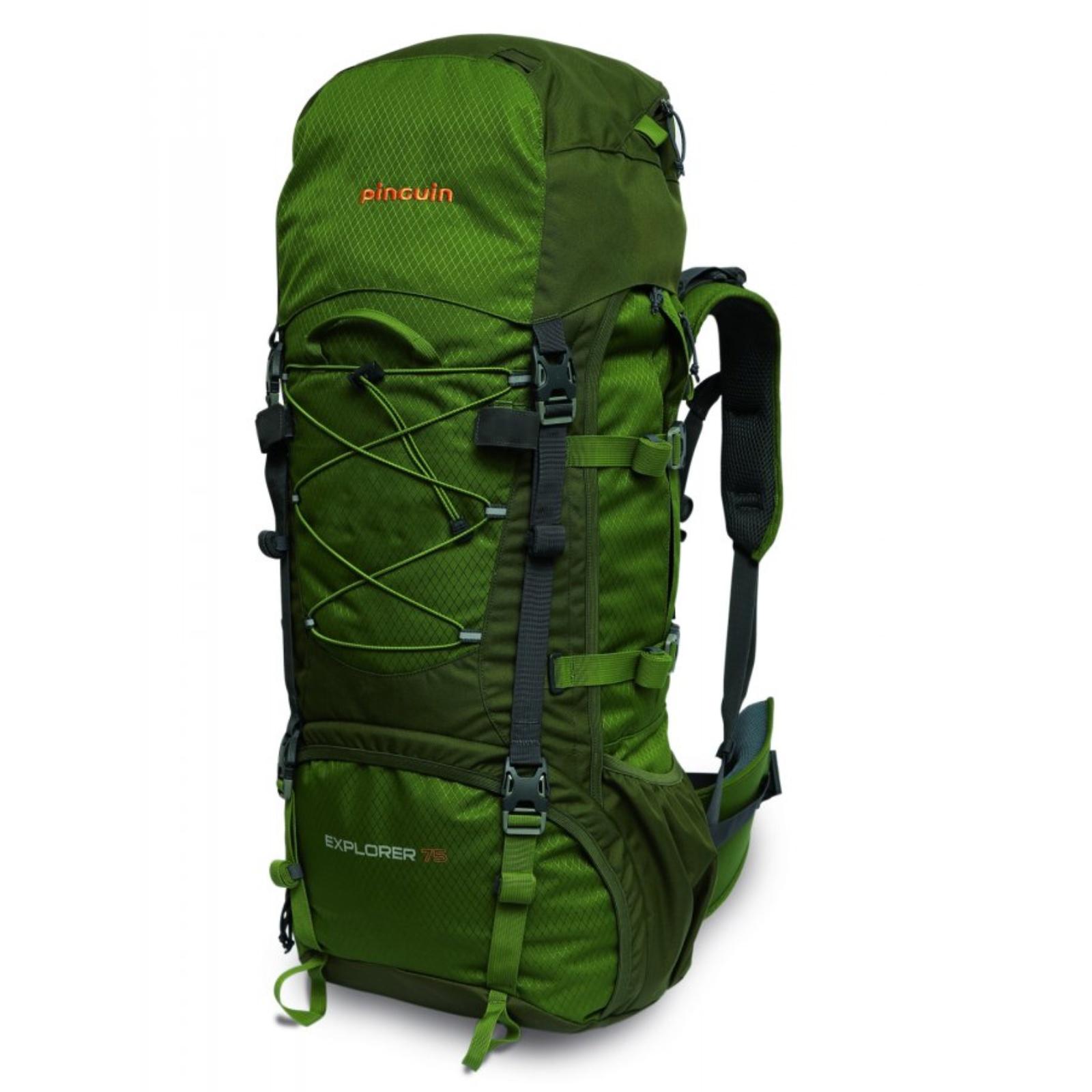 Batoh PINGUIN Explorer 100 - zelený 0828f2ac1e