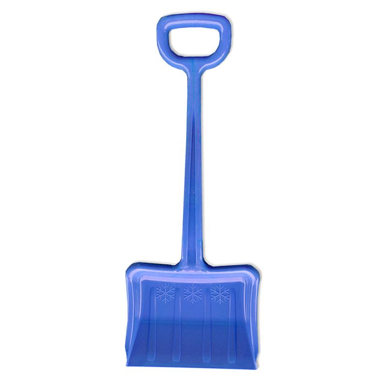 Lopata na sneh detská - 70 cm - modrá