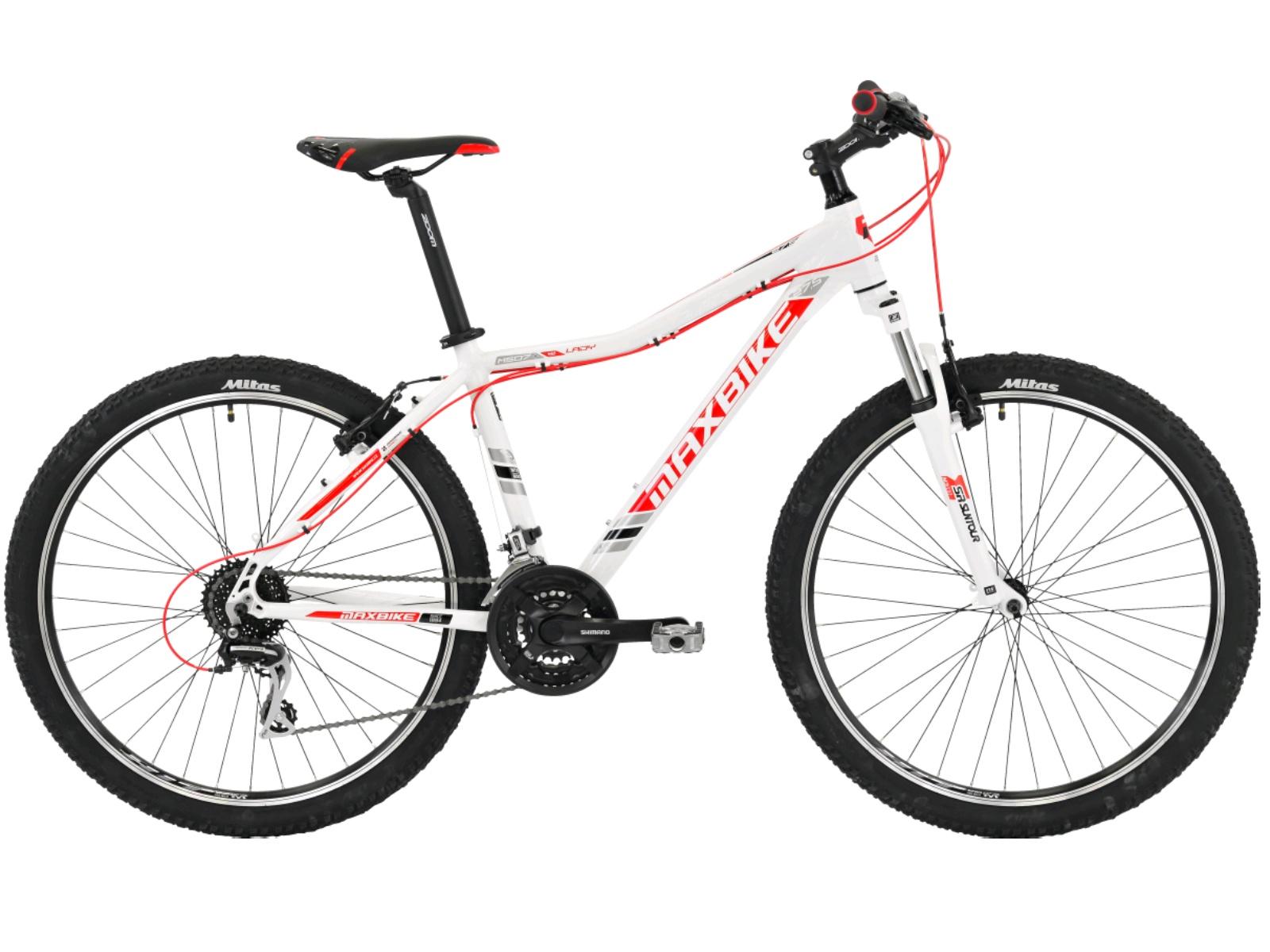 Horský bicykel MAXBIKE Nimba 27.5 dámske