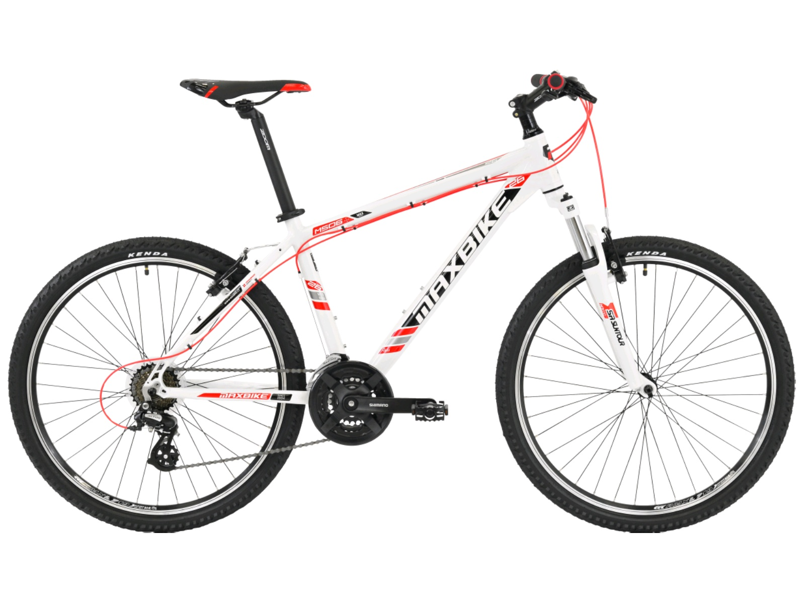 Horský bicykel MAXBIKE Loma 26