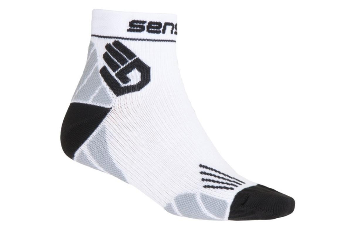 Ponožky SENSOR Marathon biele - veľ. 3-5