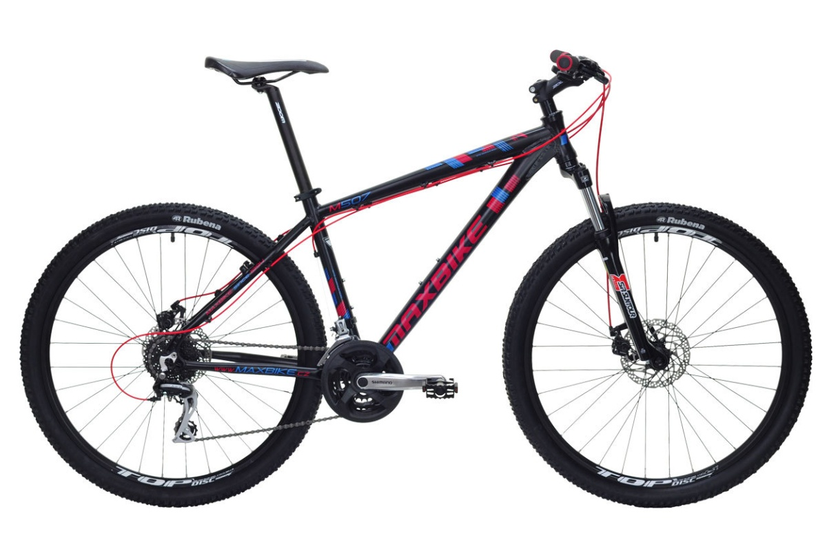 Horský bicykel MAXBIKE Akung 27.5 2016