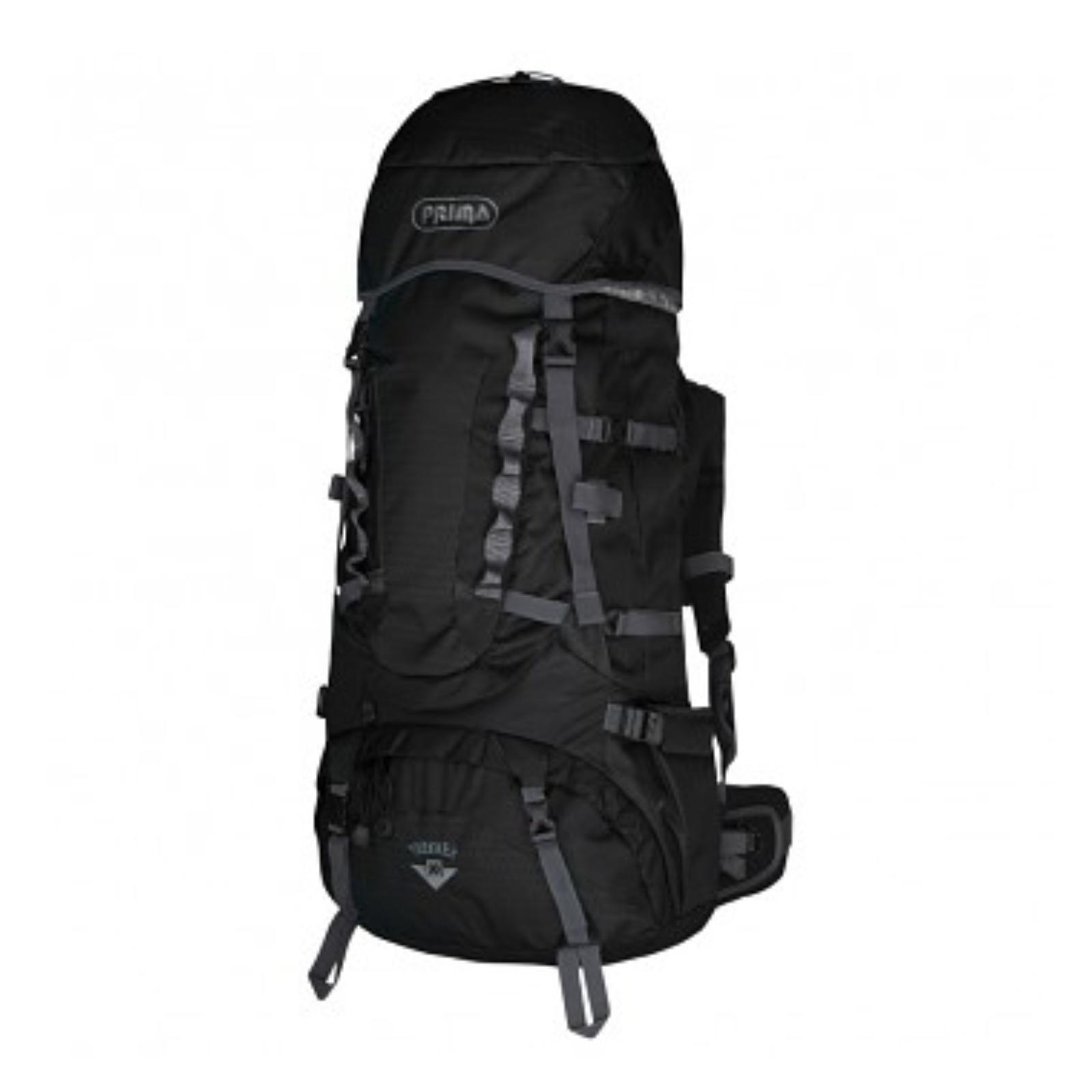 Batoh PRIMA Trekker 55 - čierny