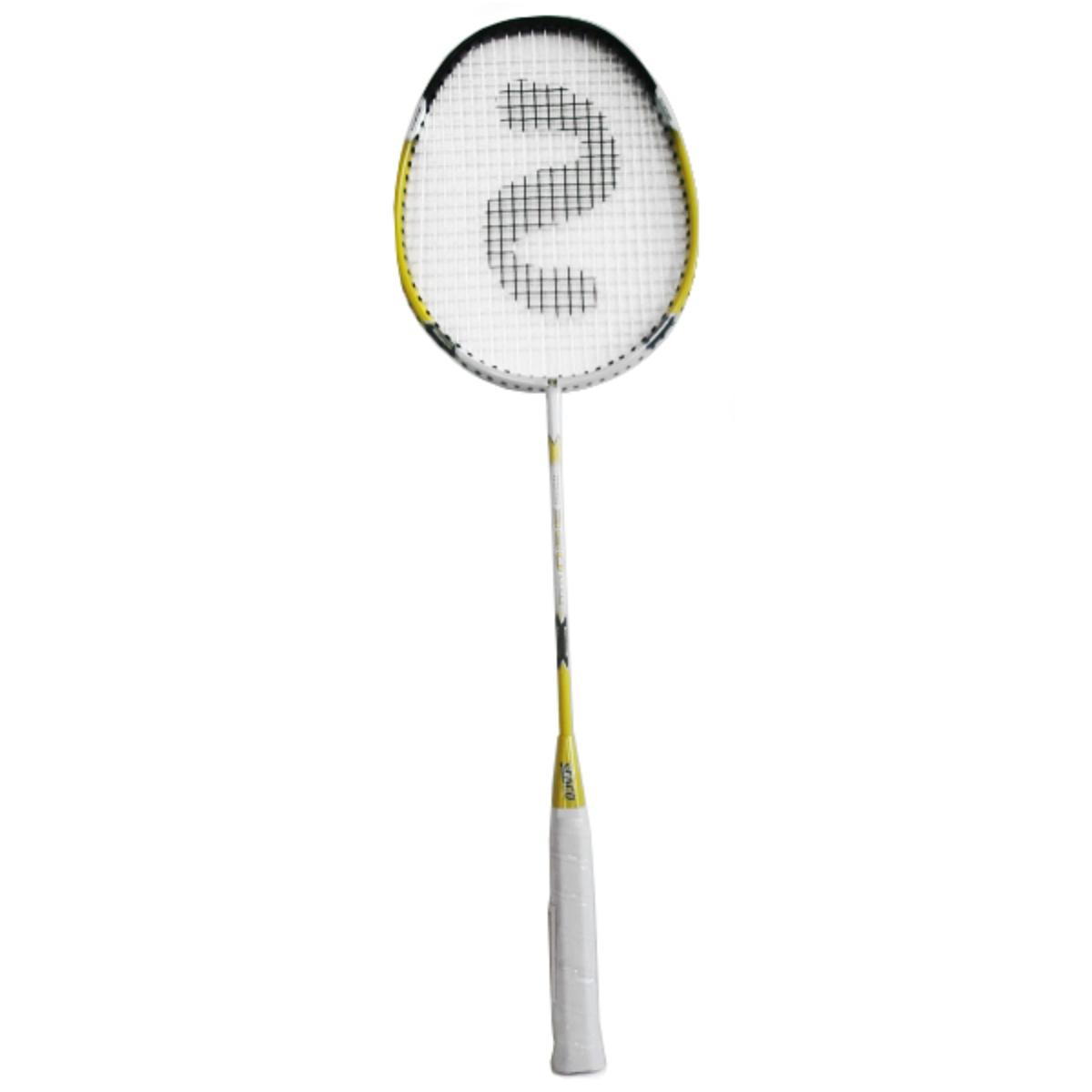 Badmintonová raketa SEDCO CARBON-ALU 360