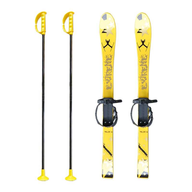 Baby Ski 90 cm - detské plastové lyže