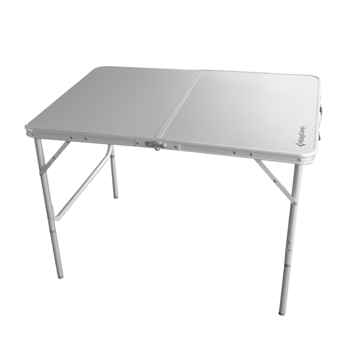 Kempingový stôl KING CAMP Alu - 100 x 70 cm