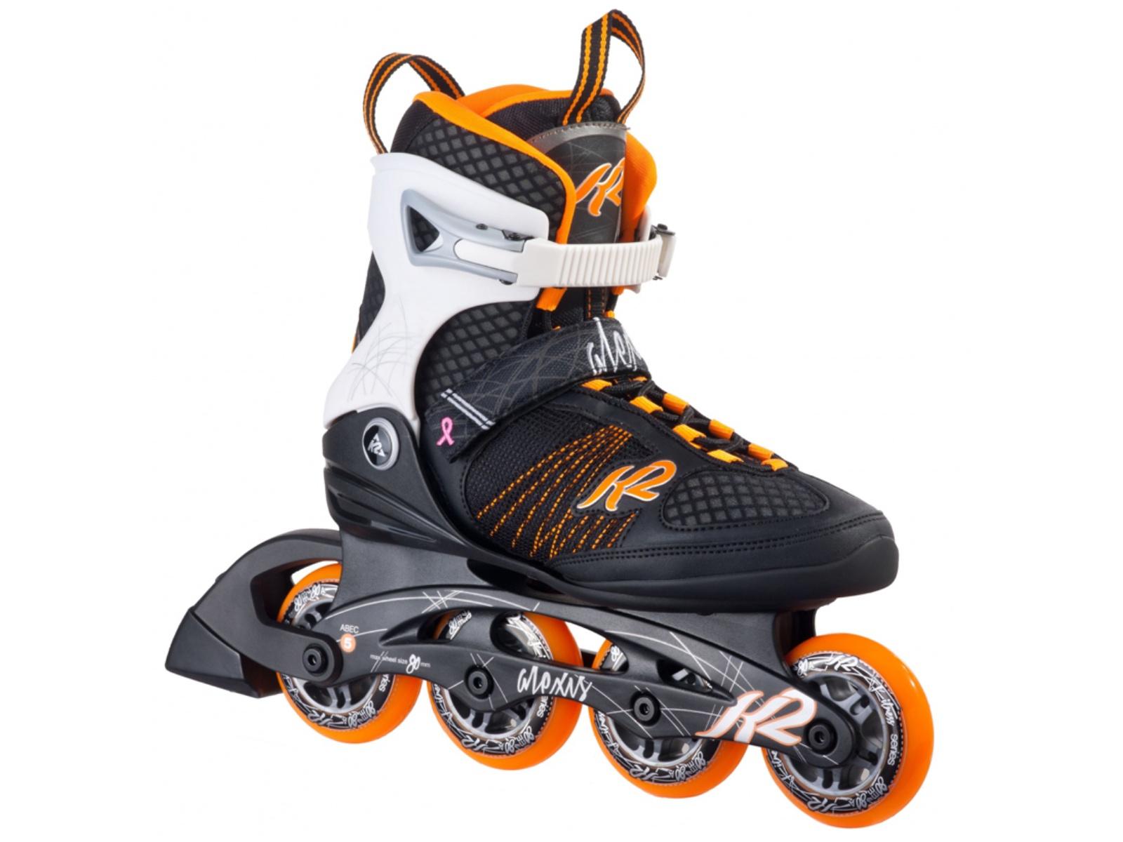 Kolieskové korčule K2 Alexis 80 - veľ. 38