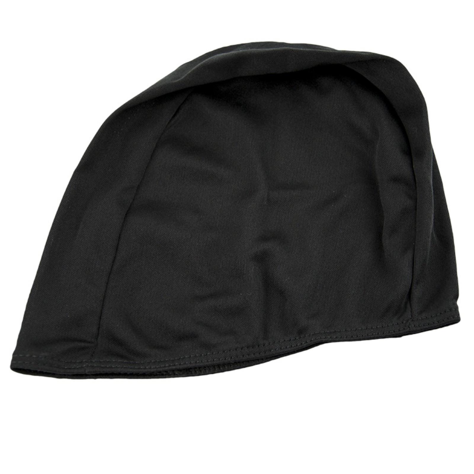 Kúpacia čiapka Polyester 1901 junior - čierna