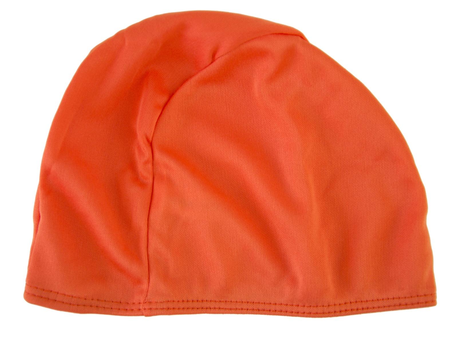 Kúpacia čiapka Polyester 1901 junior - oranžová