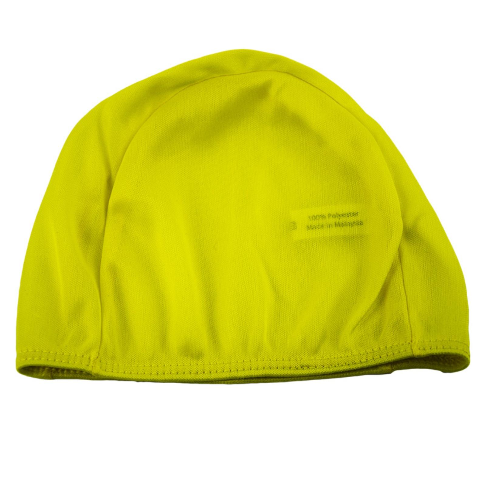 Kúpacia čiapka Polyester 1901 junior - žltá