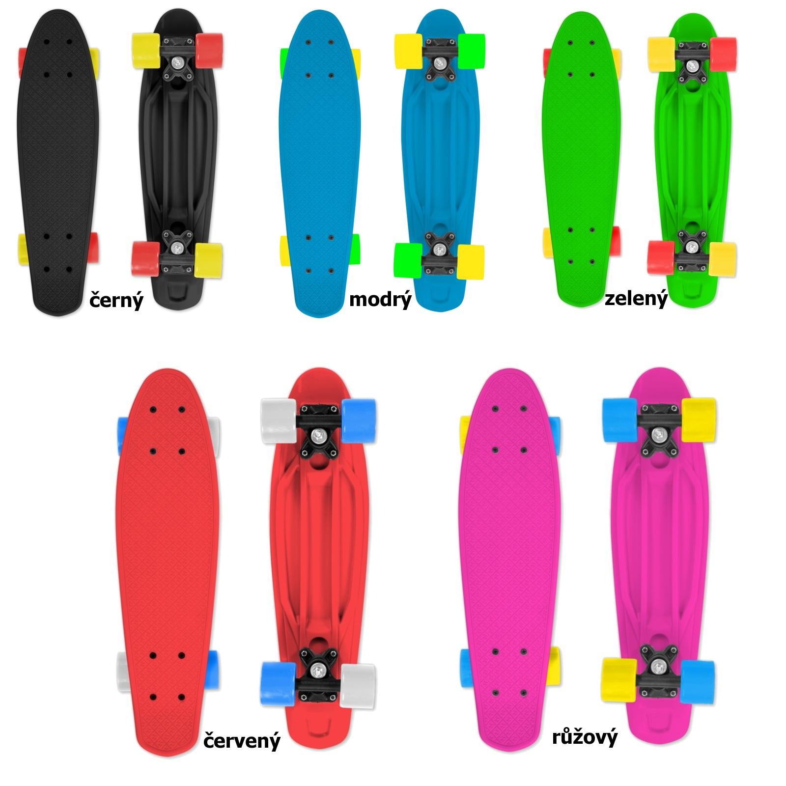 Skateboard STREET SURFING Fizz Board