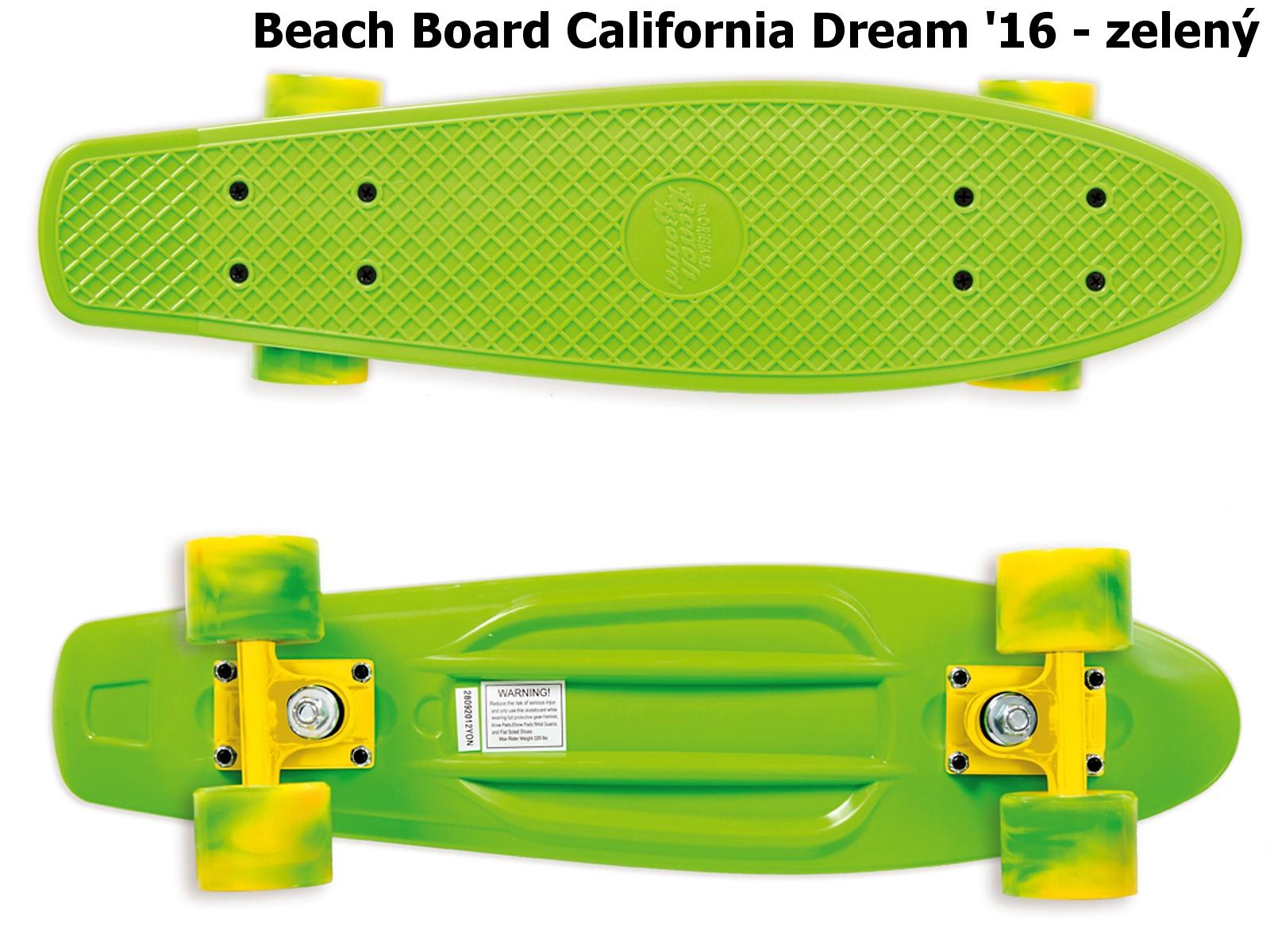 Skateboard STREET SURFING Beach Board '16