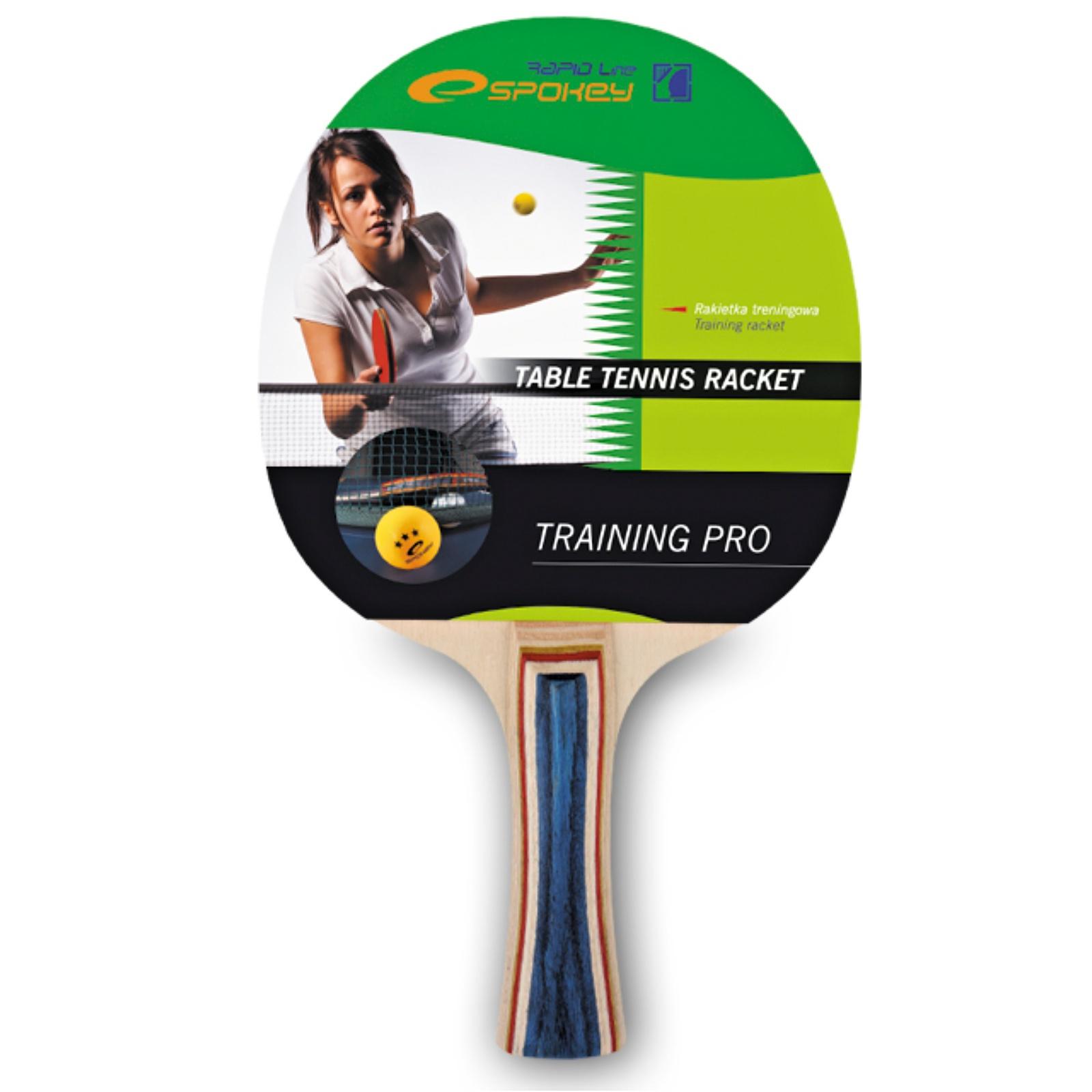 Raketa na stolný tenis SPOKEY Training Pro