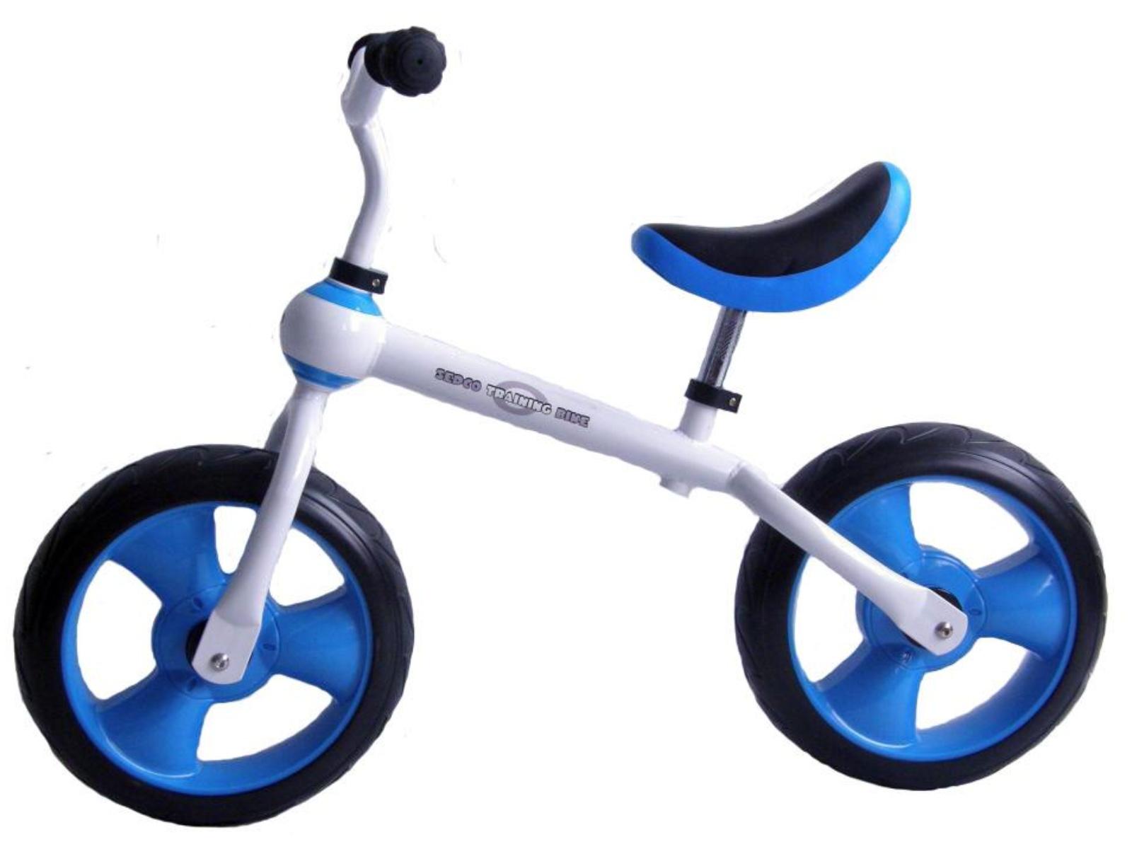 Detské odrážadlo SEDCO Training Bike - modré