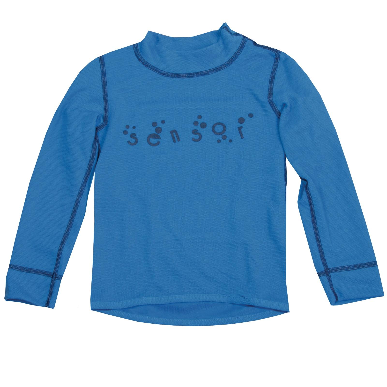 Tričko dlhý rukáv SENSOR Double Face detské