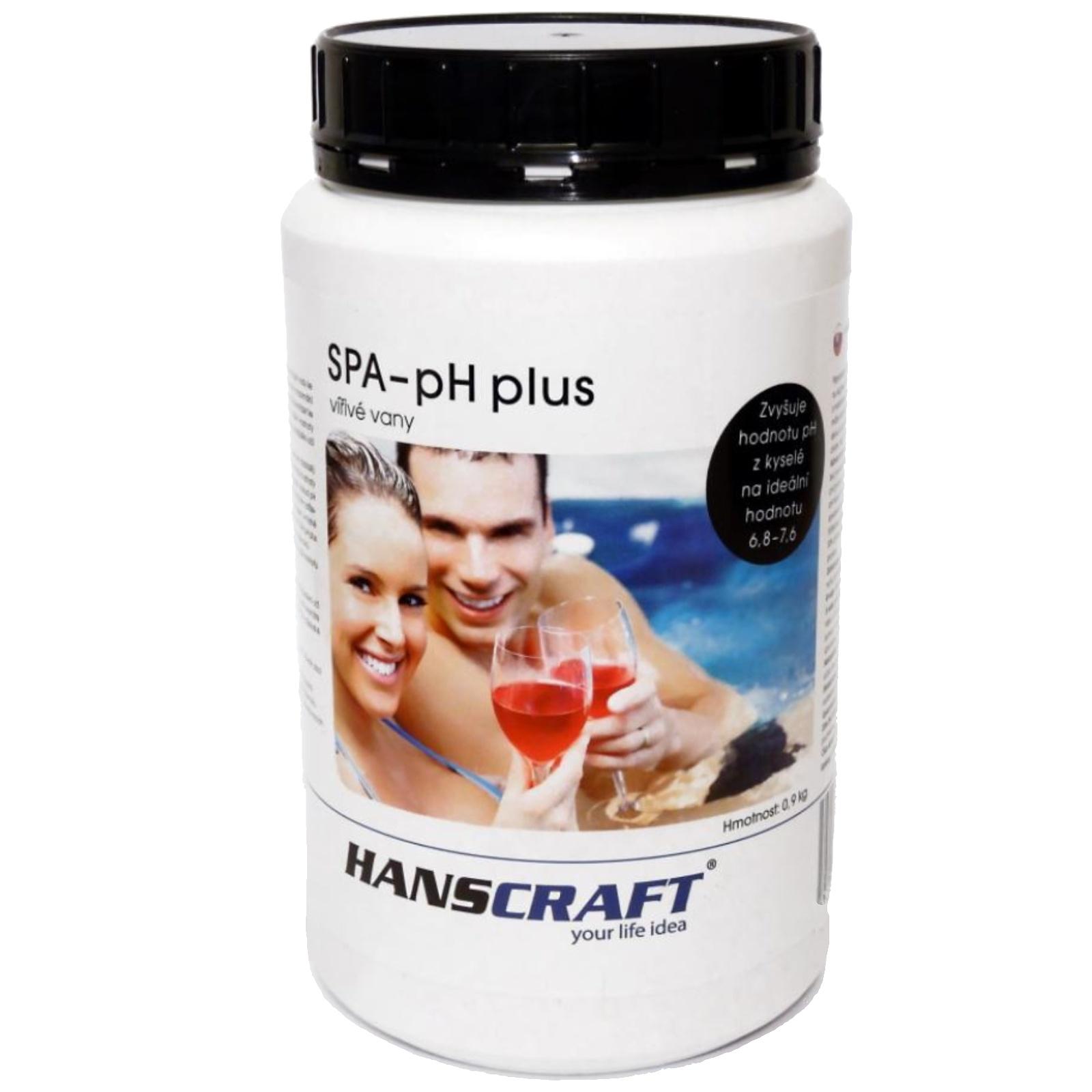 Chémia pre vírivky HANSCRAFT SPA - pH plus