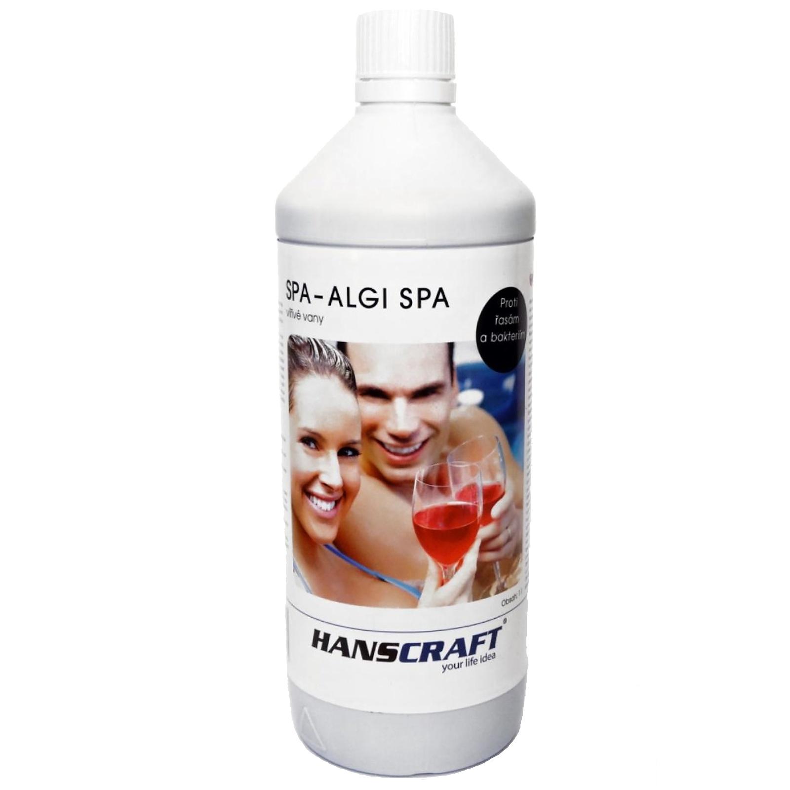 Chémia pre vírivky HANSCRAFT SPA - Algi spa