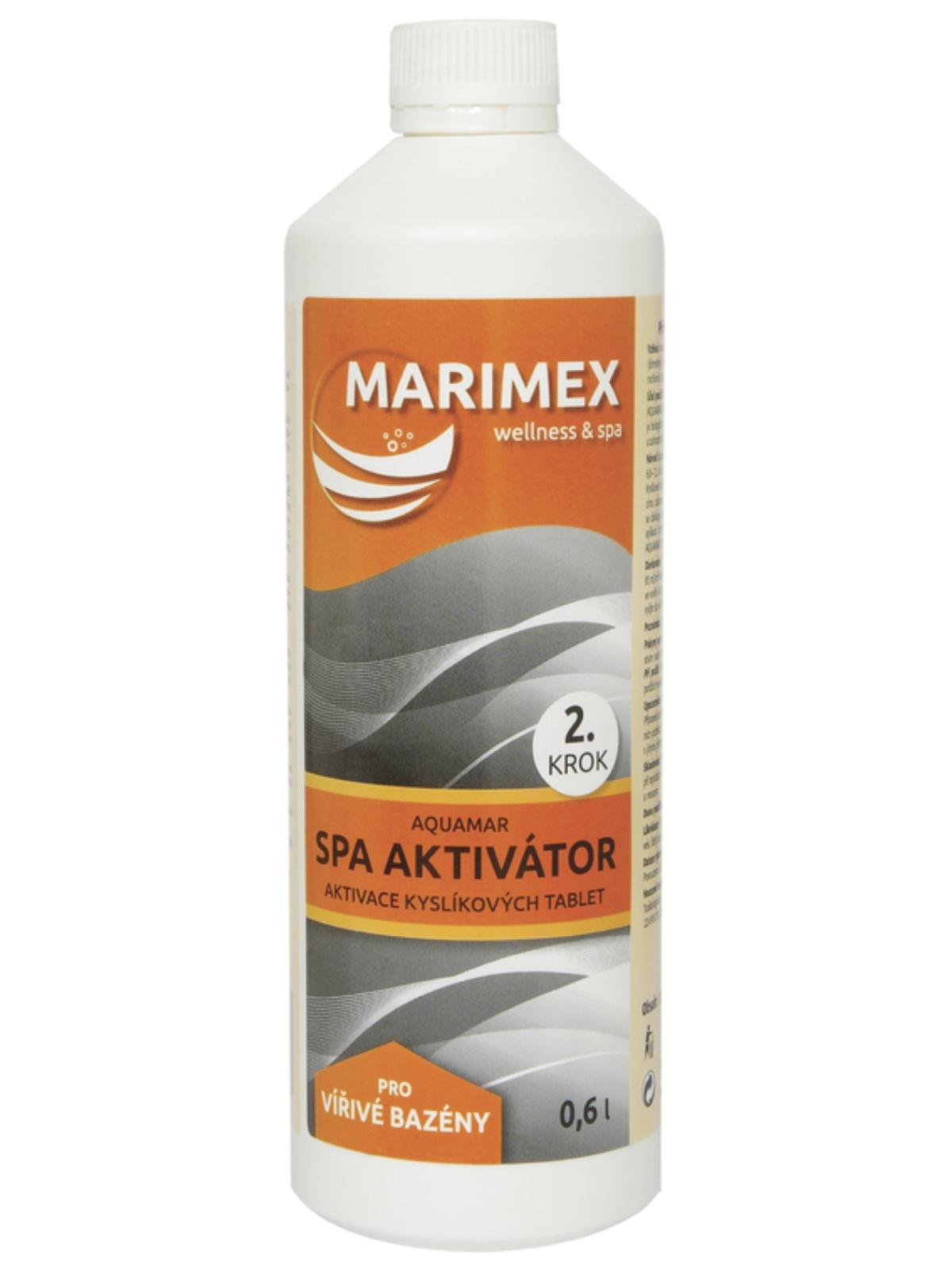 MARIMEX Aquamar Spa Aktivátor 0,6 l