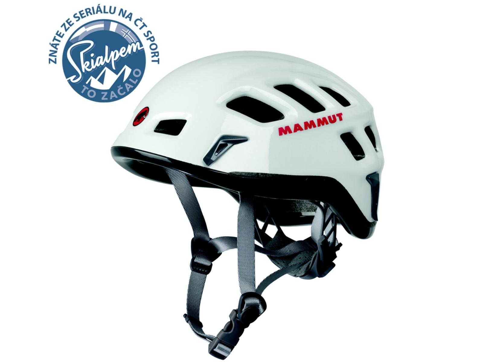 Horolezecká prilba MAMMUT Rock Rider