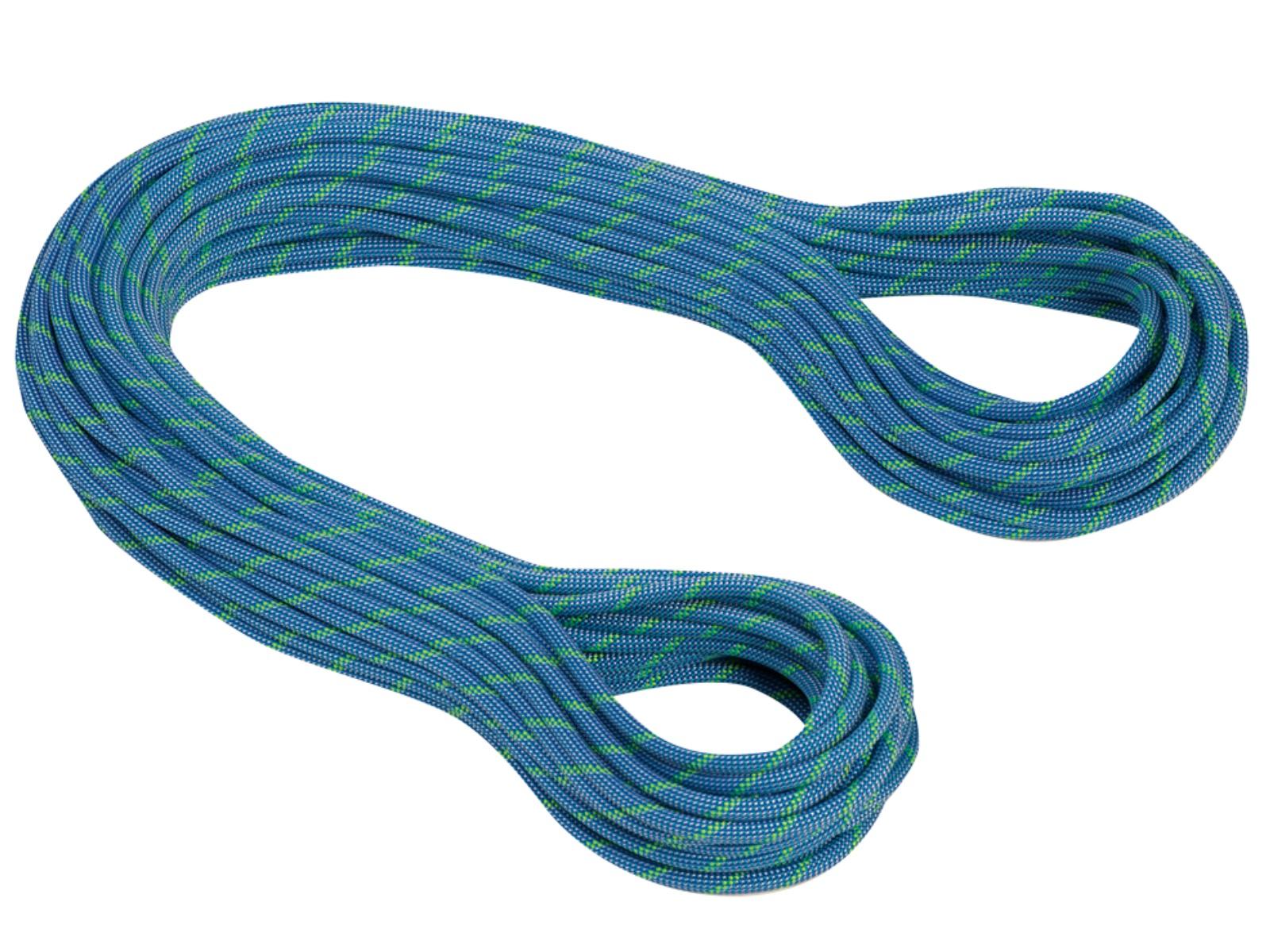 Horolezecké lano MAMMUT 7.5 Twilight Dry 60 m - modré 318d44dd8a0