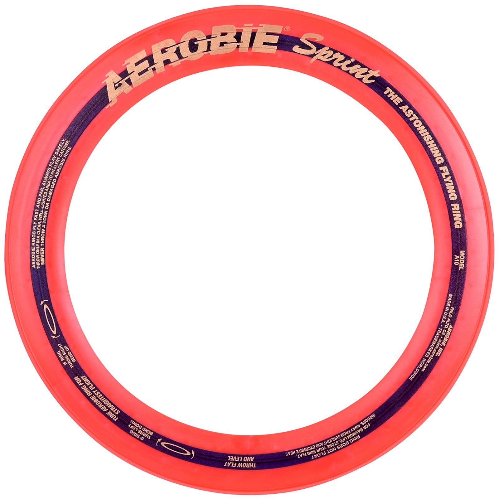 Aerobie Sprint Oranžový
