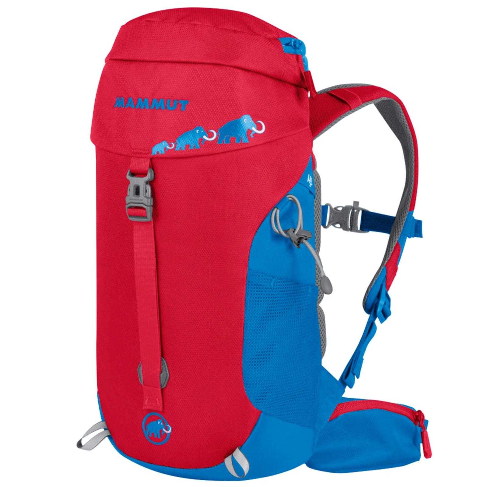 6503007bd7 Detský batoh MAMMUT First Trion 18 - červeno-modrý