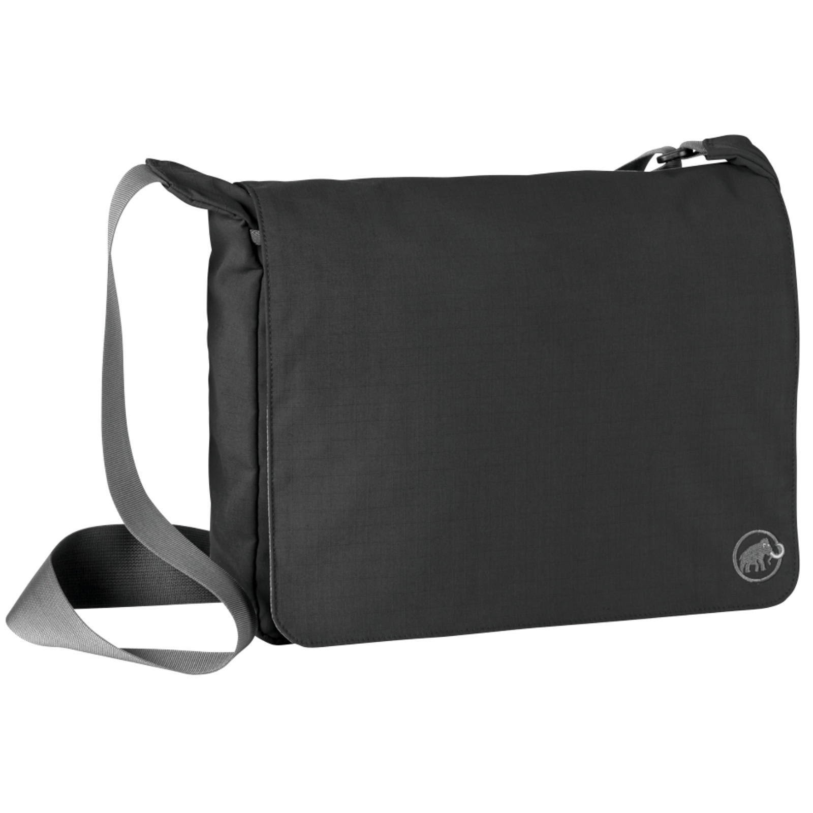 Taška MAMMUT Shoulder Bag Square 8 - čierna