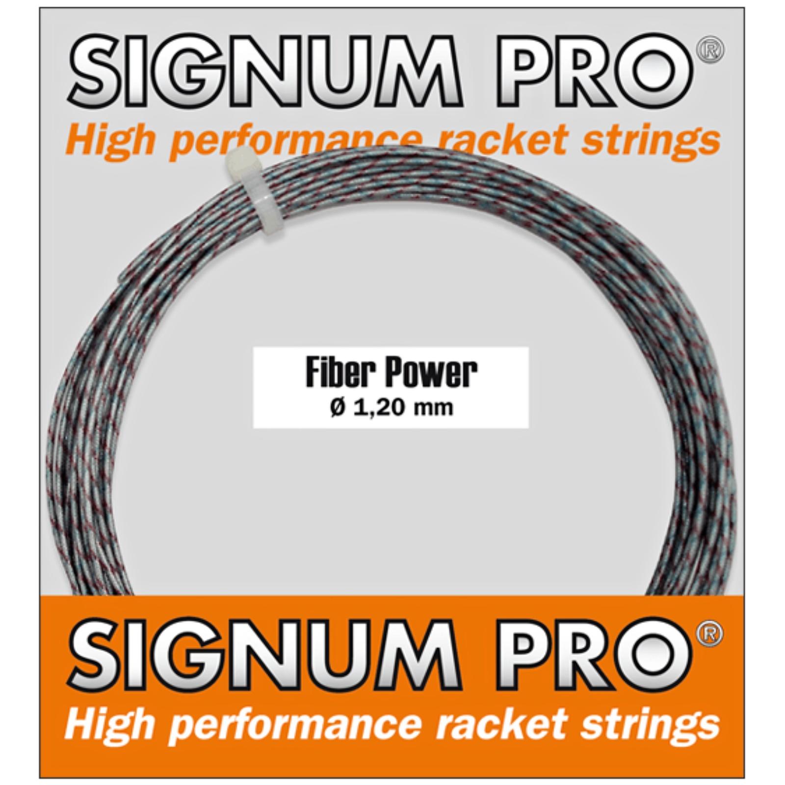 Squashový výplet SIGNUM PRO Fiber Power 10 m