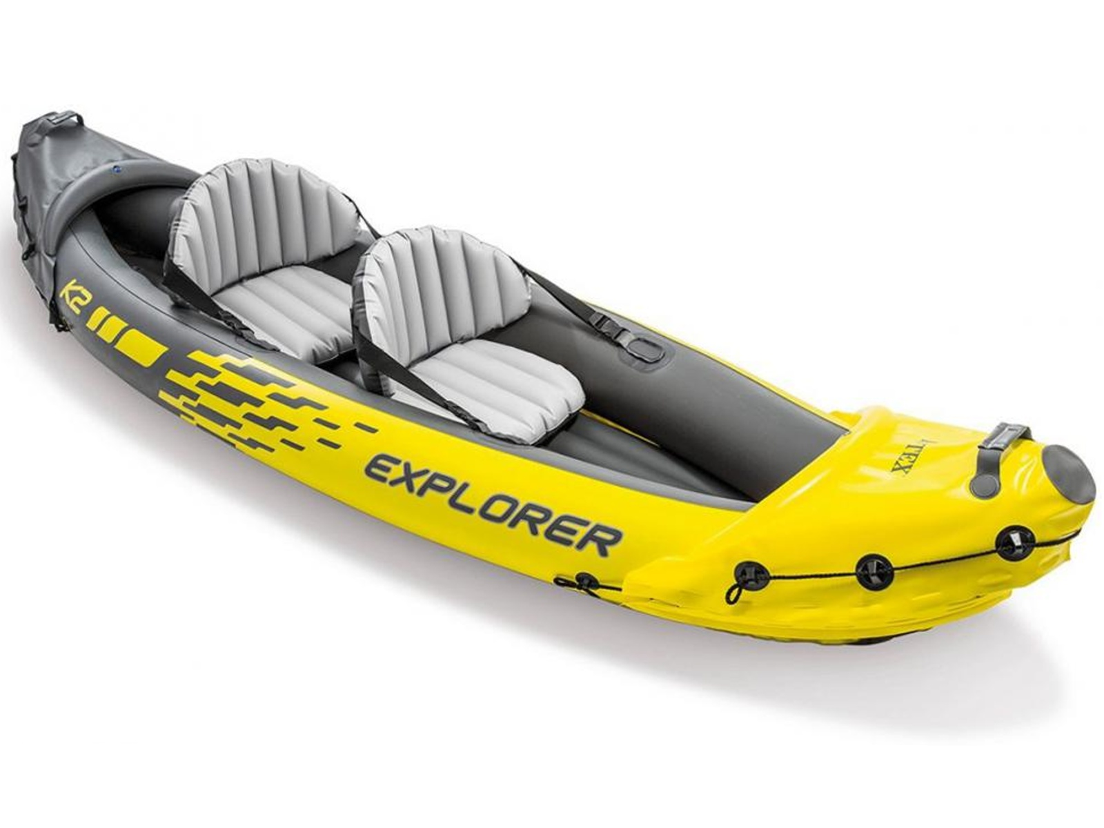 Nafukovací čln INTEX Explorer K2 Set