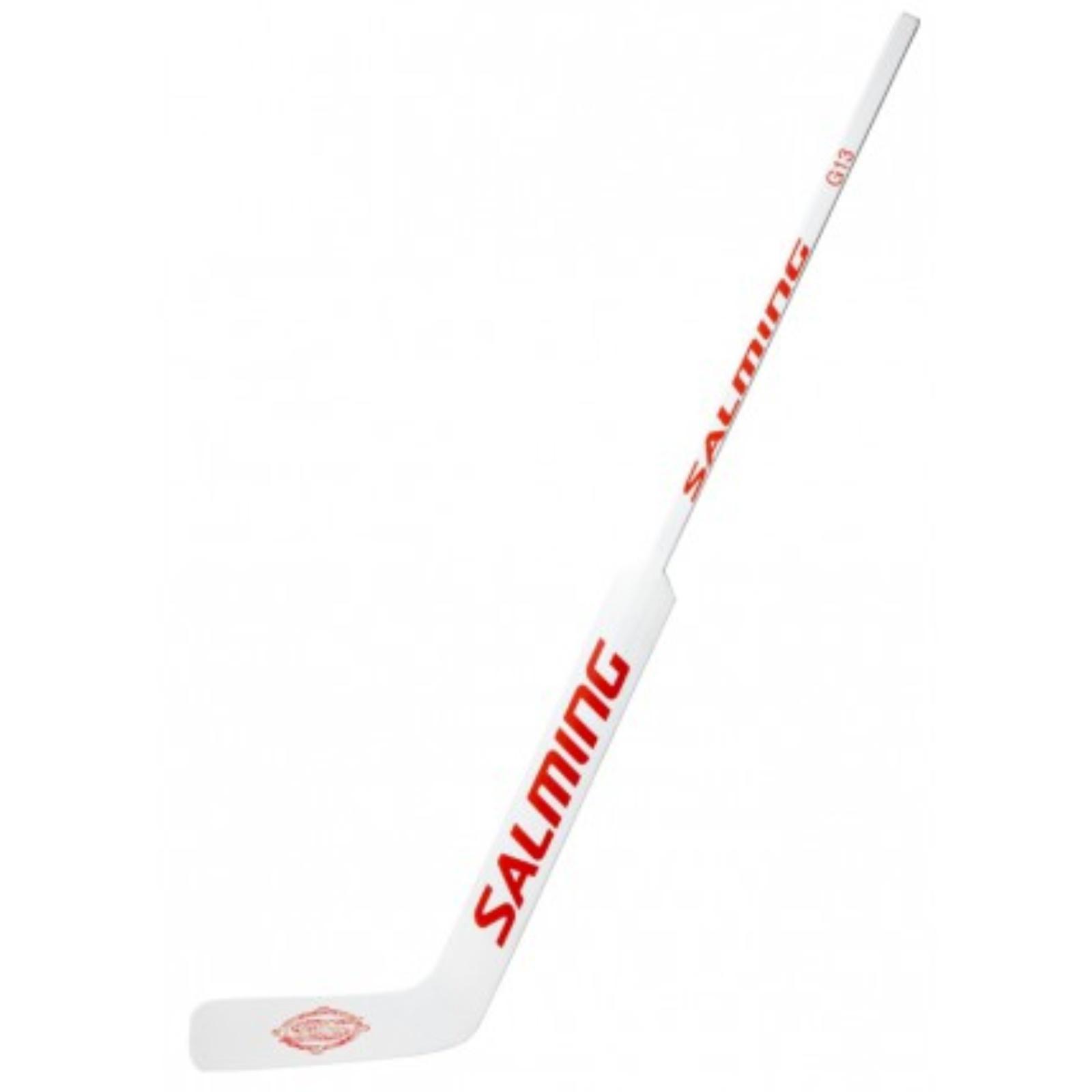 Brankárska hokejka SALMING GM13 LIV Goalie Stick, ľavá 69
