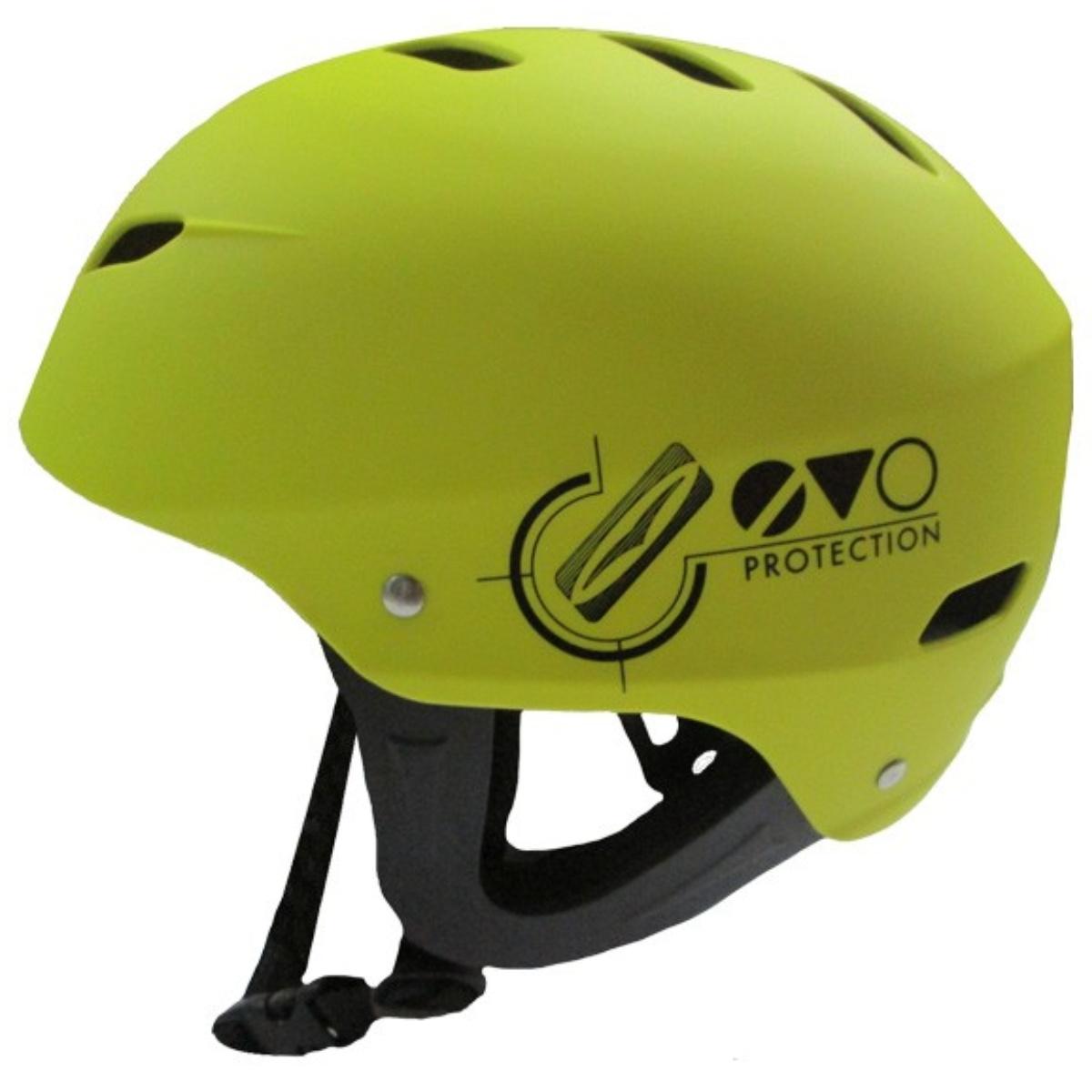 Helma GUL Evo Helmet žltá - veľ. S-M