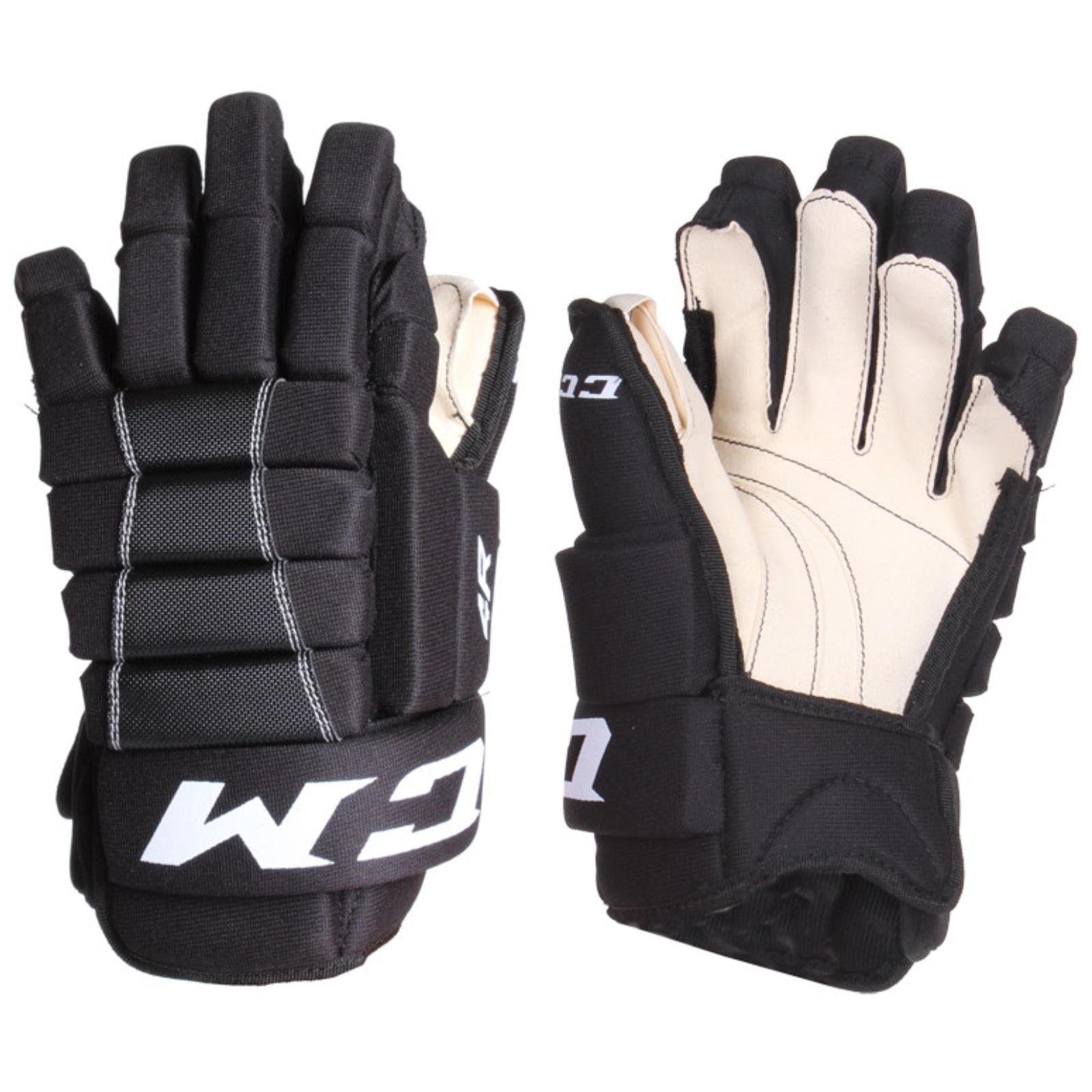 Hokejové rukavice CCM 4R III senior