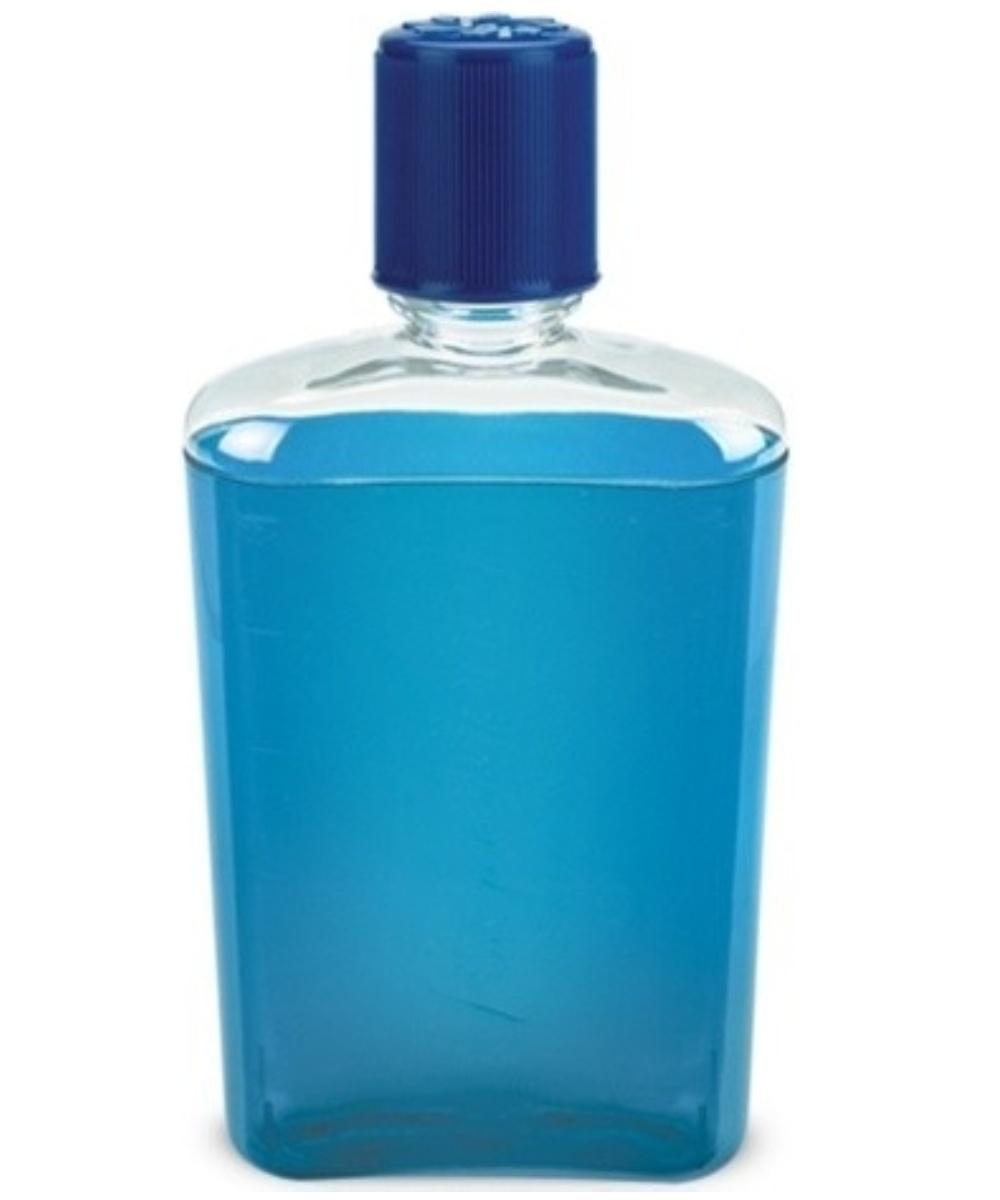 Fľaša NALGENE Flask 0,35 l - modrá