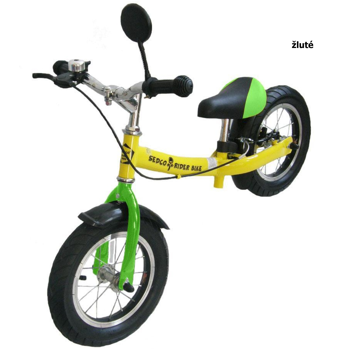 SEDCO Rider Cross NR3 - žlté