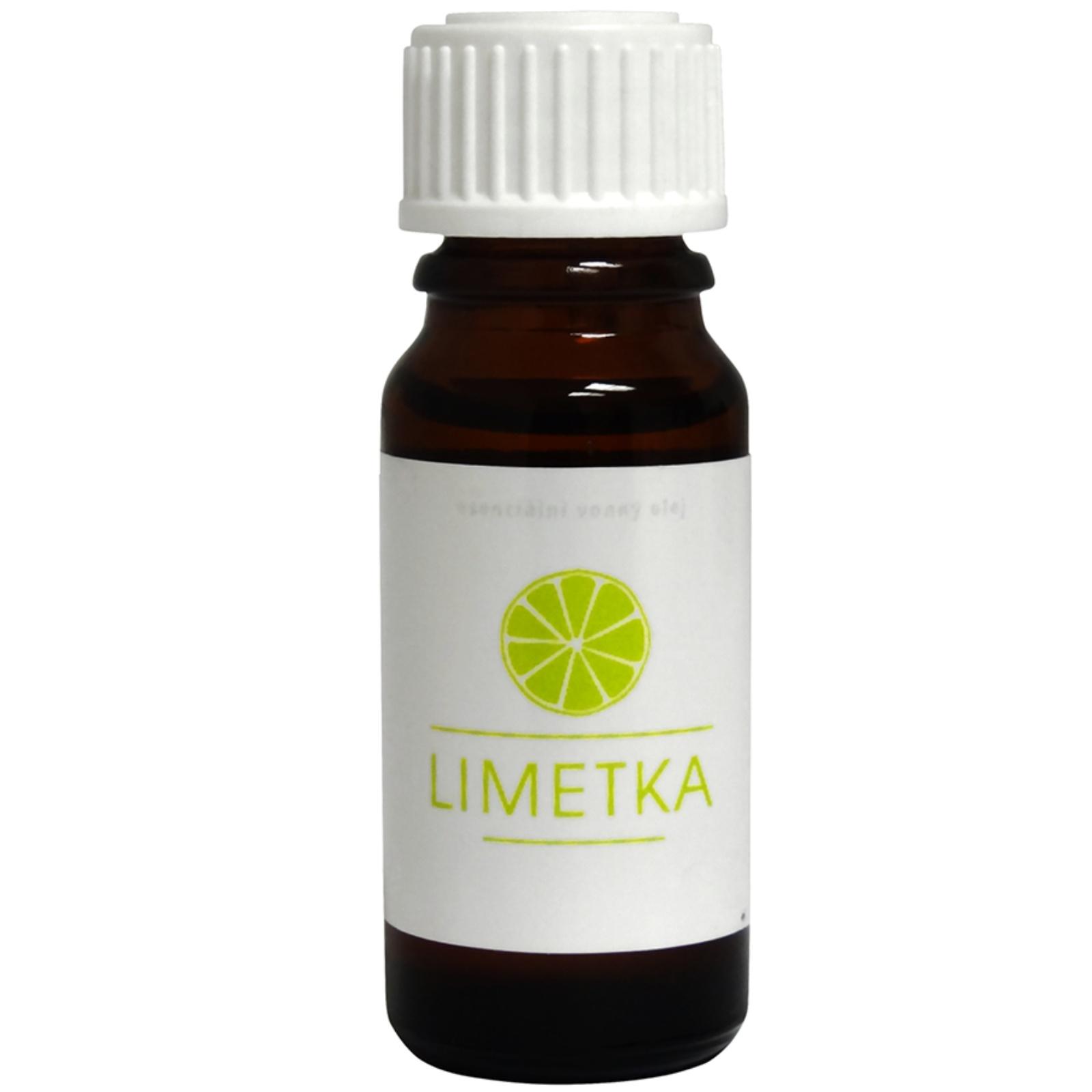Esenciálny saunový vonný olej HANSCRAFT 10 ml - Limetka