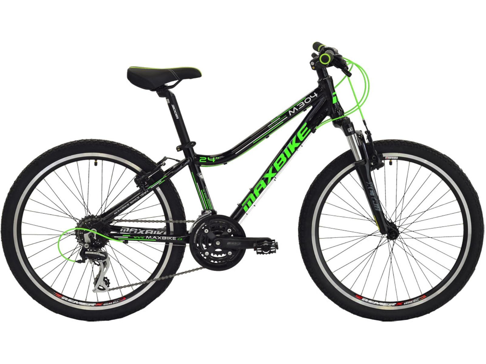"""Detský bicykel MAXBIKE Kailas 24"""" oranžový"""