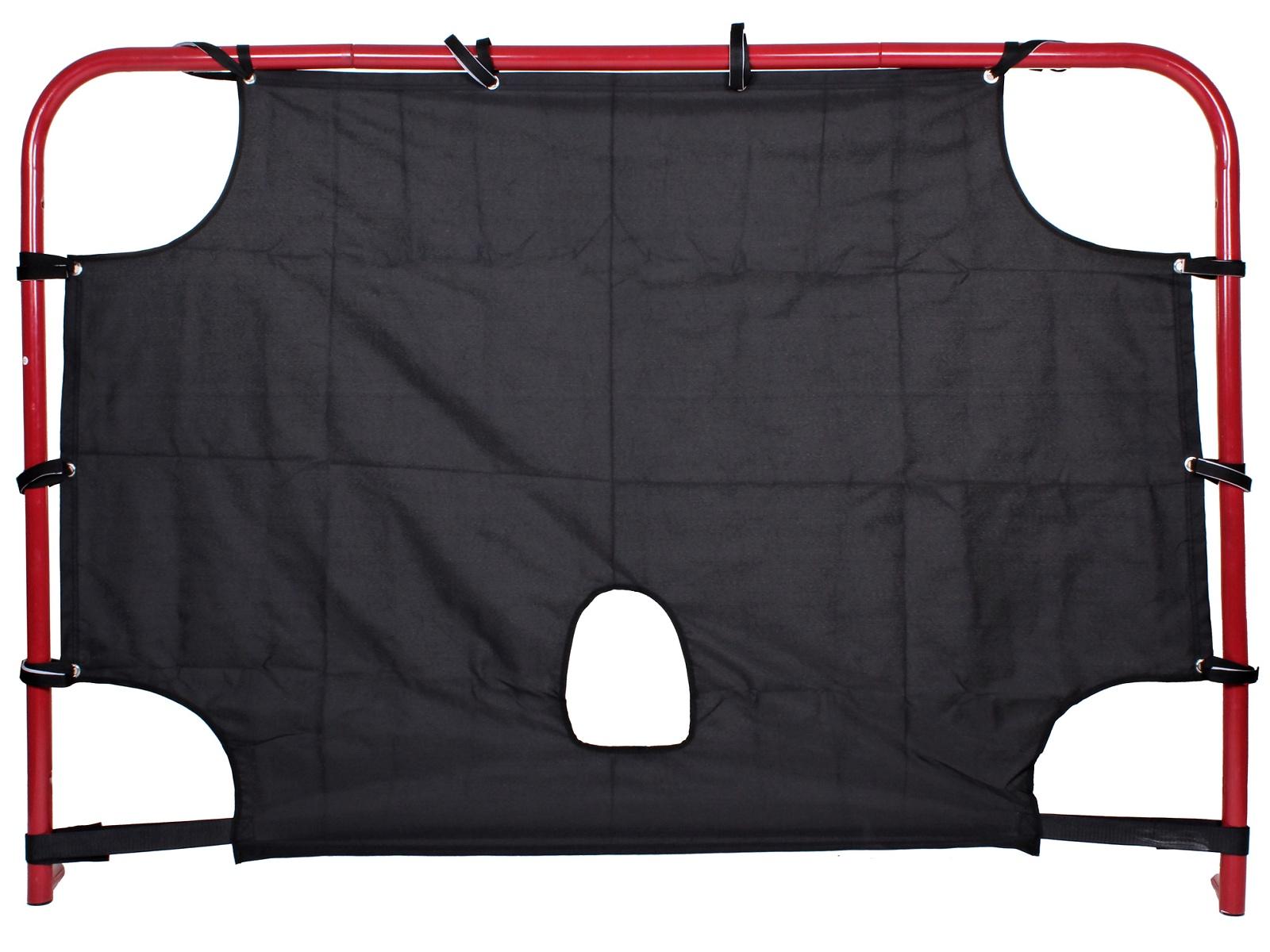 Hokejová strelecká plachta MERCO Snapshot čierna