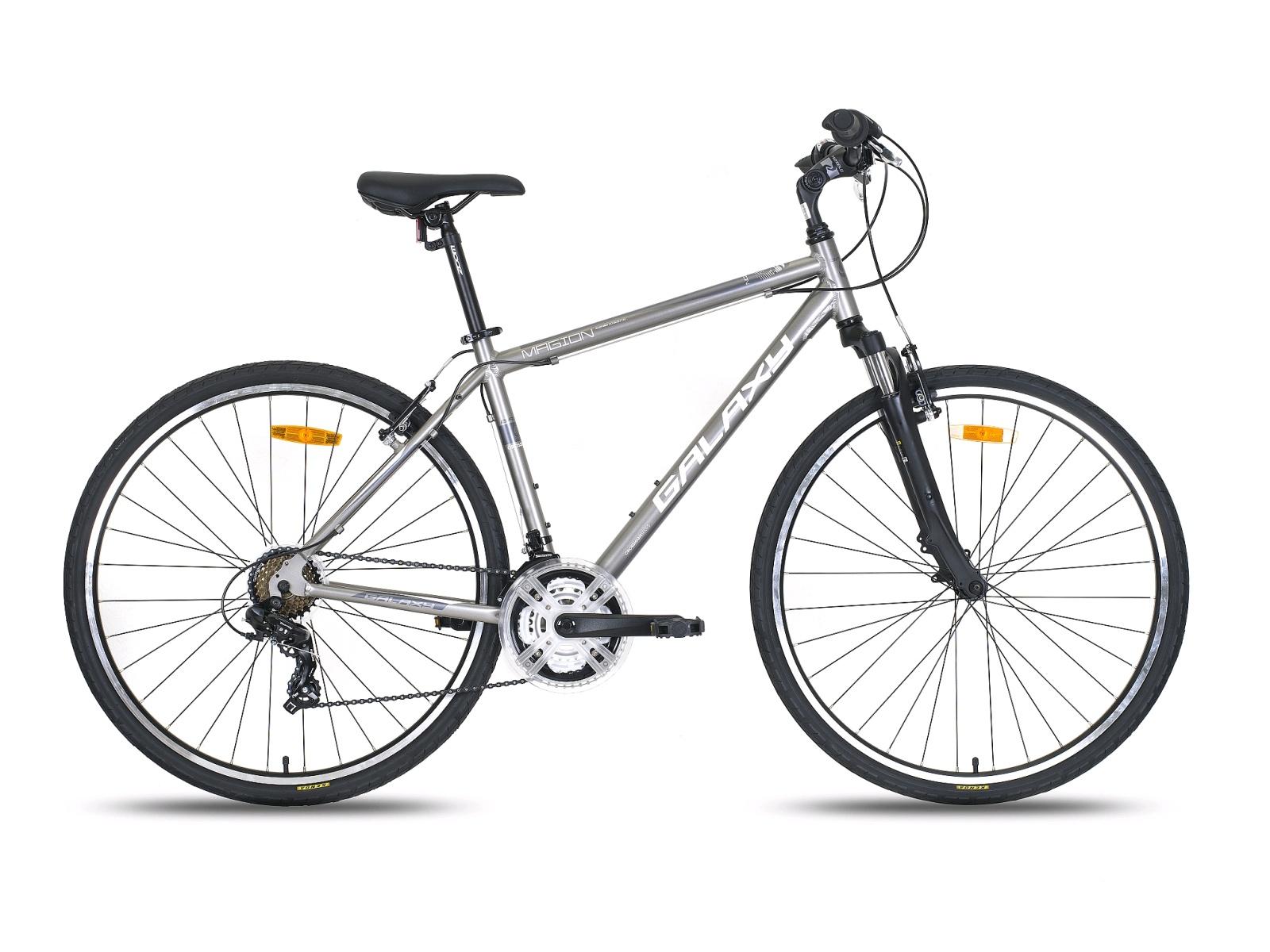 "Krosový bicykel GALAXY Magion - vel. rámu 21"""