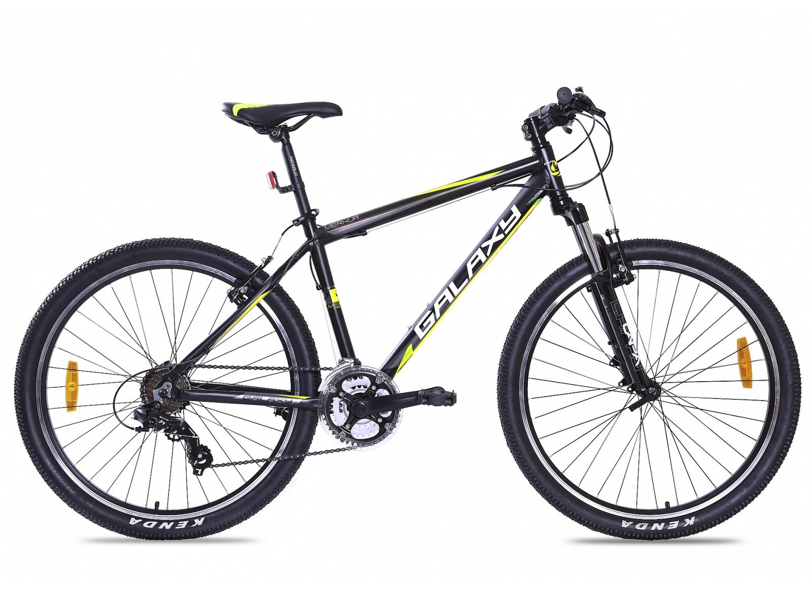 "Horský bicykel GALAXY Merkur 26""- vel. rámu 15"""