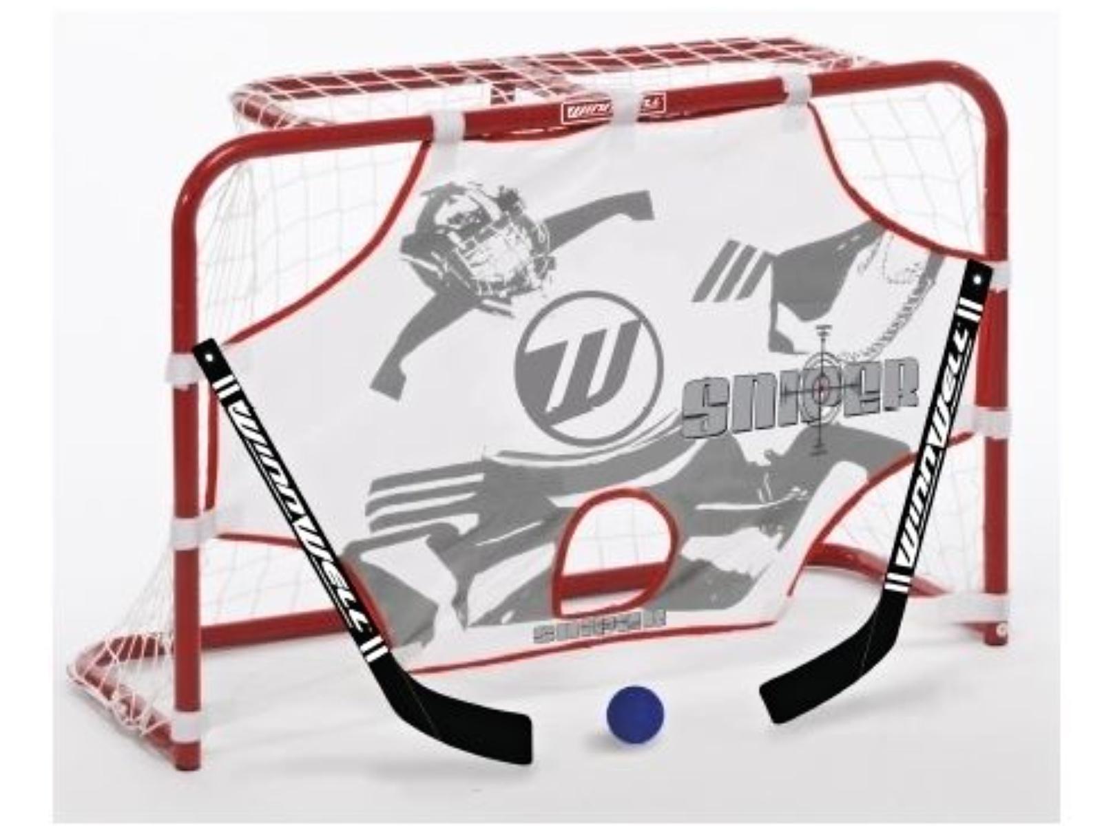 Detská hokejová skladacia bránka Mini set 32