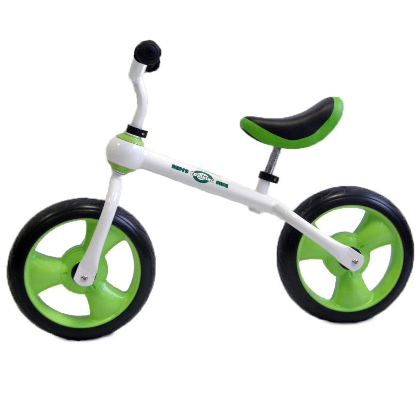 Detské odrážadlo SEDCO Training Bike - zelené