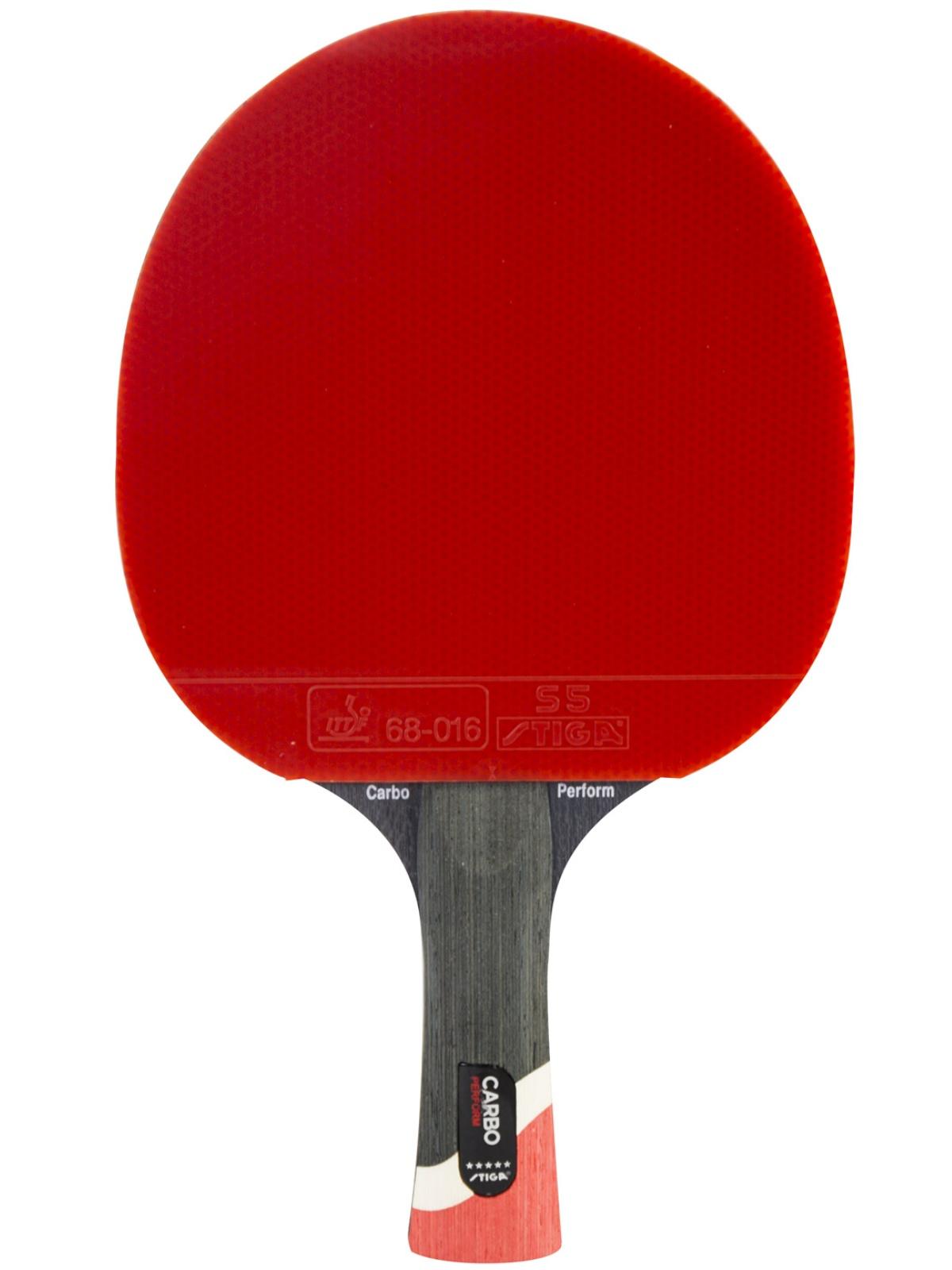 Raketa na stolný tenis STIGA Carbo Perform