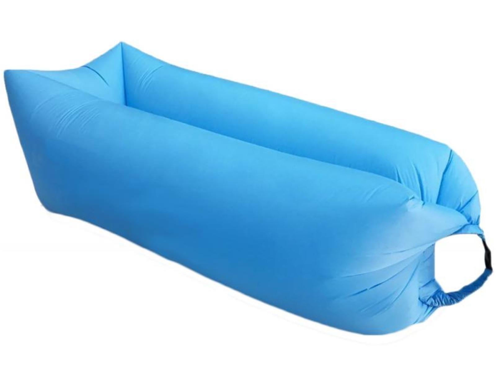Nafukovací vak SEDCO Sofair Pillow Shape - svetlo modrý