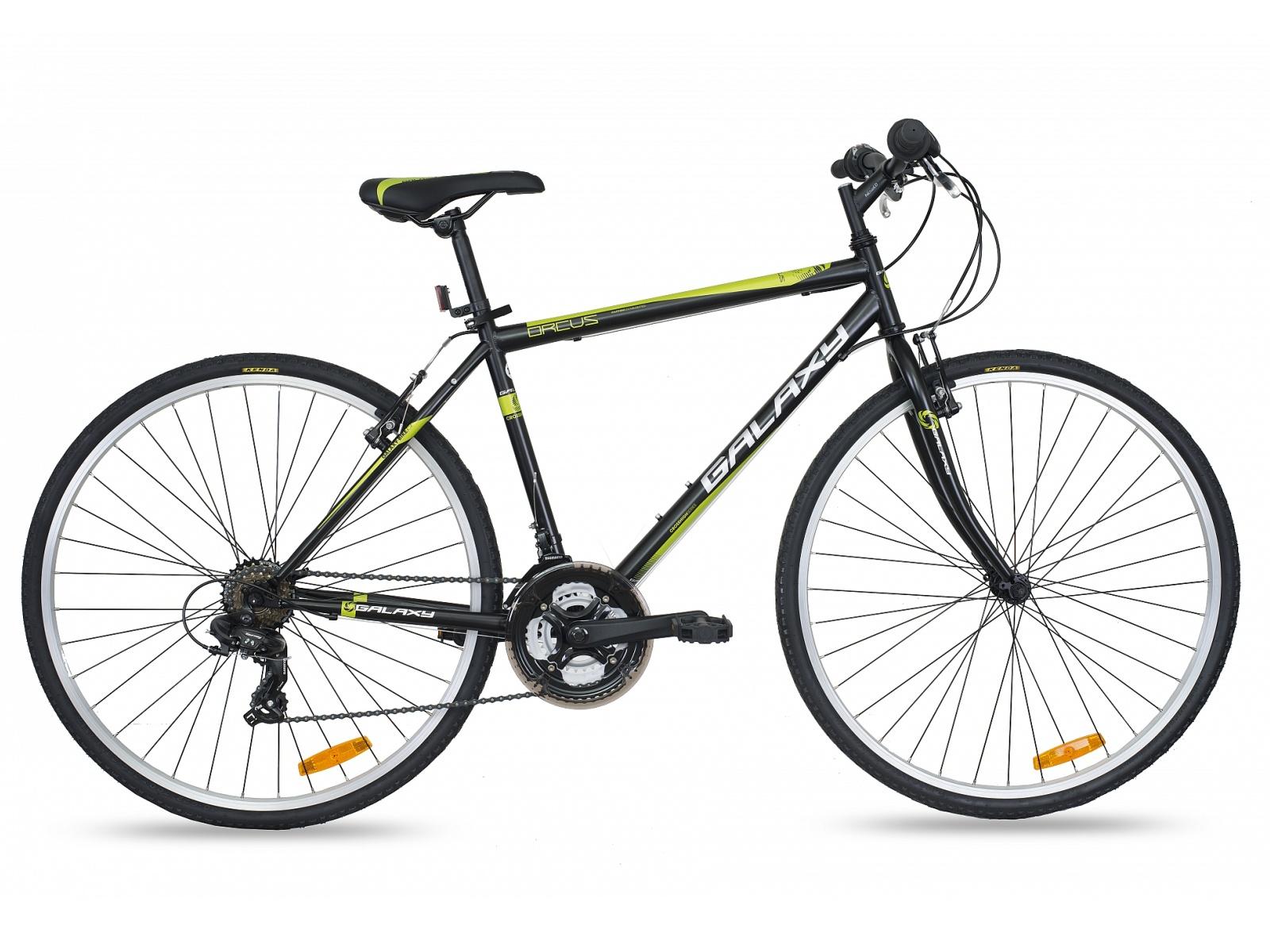 "Krosový bicykel GALAXY Orcus 28"" - veľ. rámu 17"""