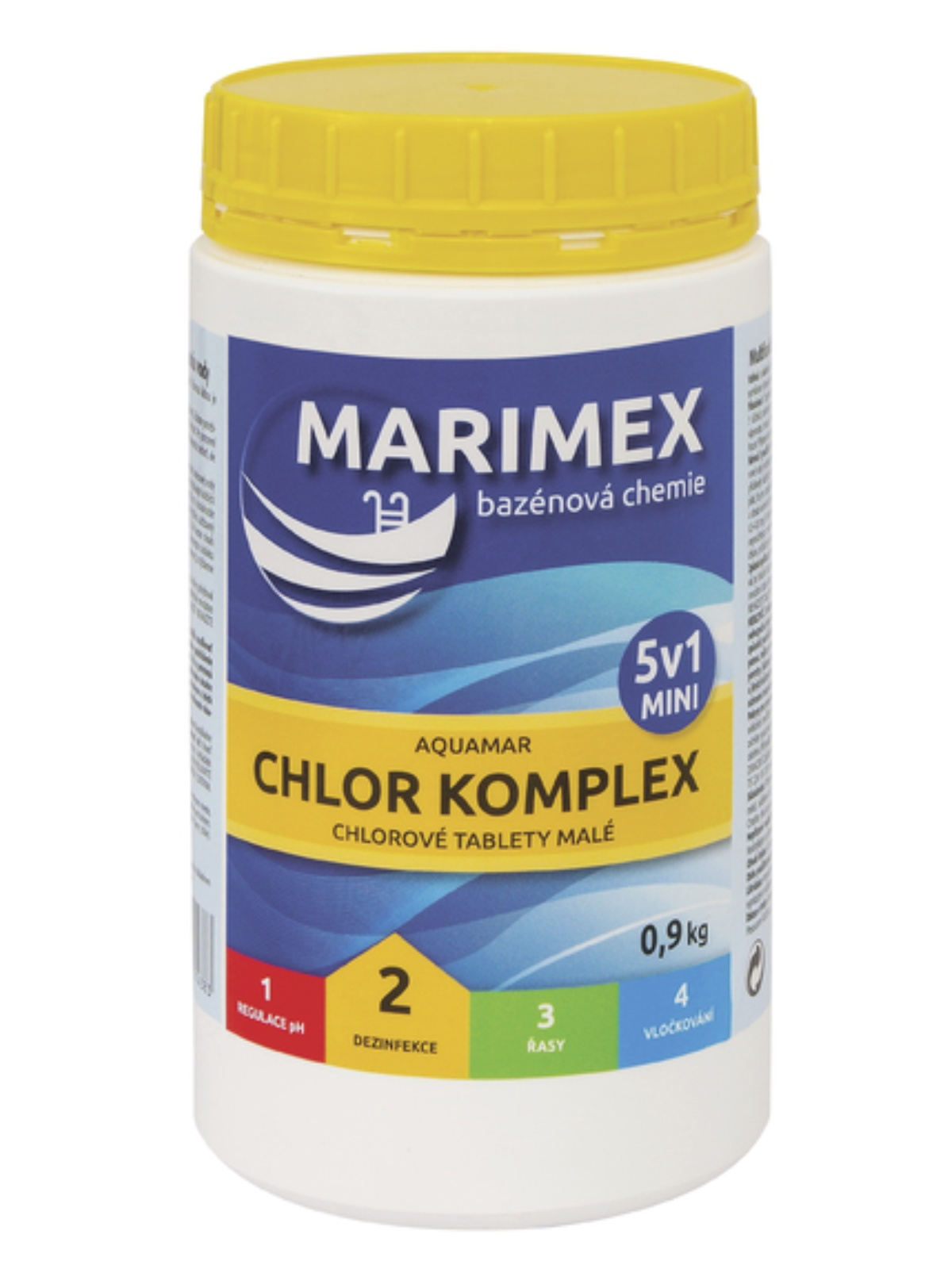 MARIMEX 11301211 AquaMar Komplex Mini 5v1 900g