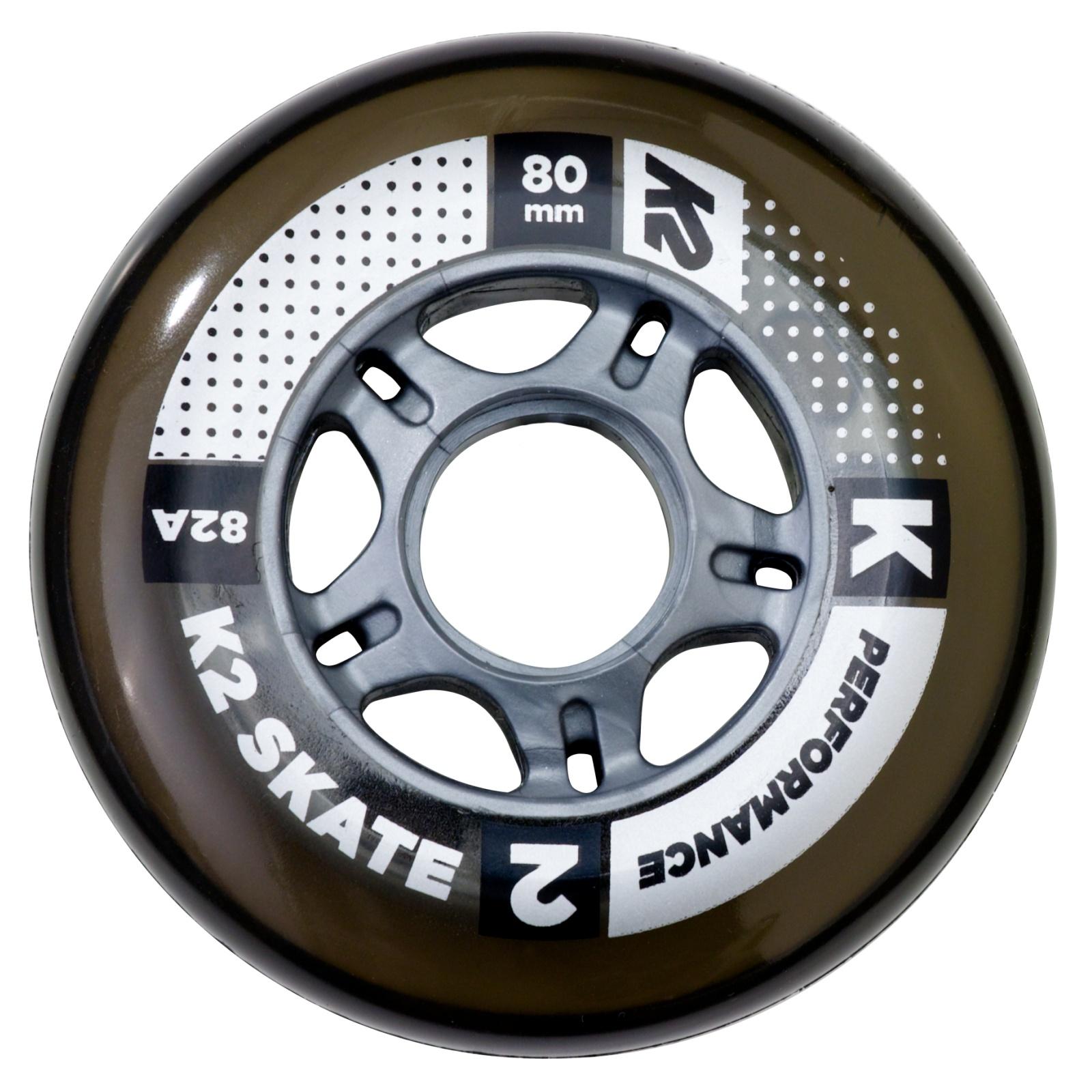 Kolieska K2 Performance Wheel 80 mm