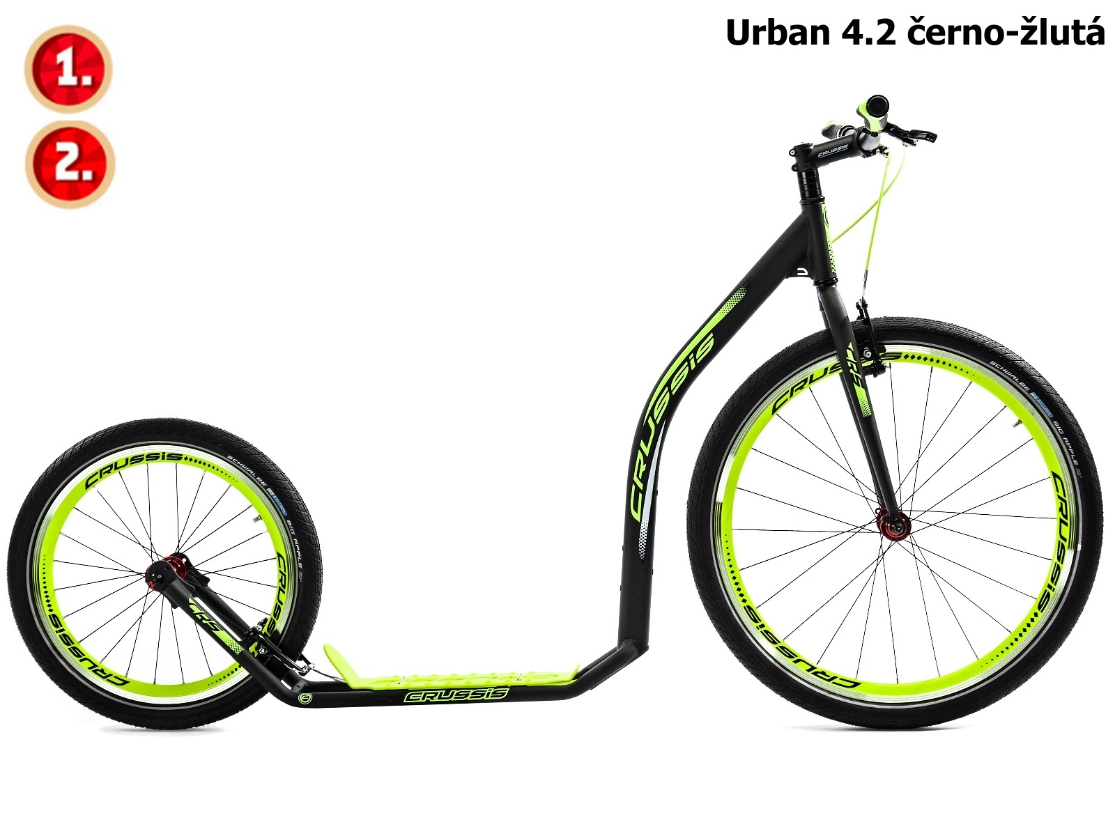 CRUSSIS URBAN 4.2