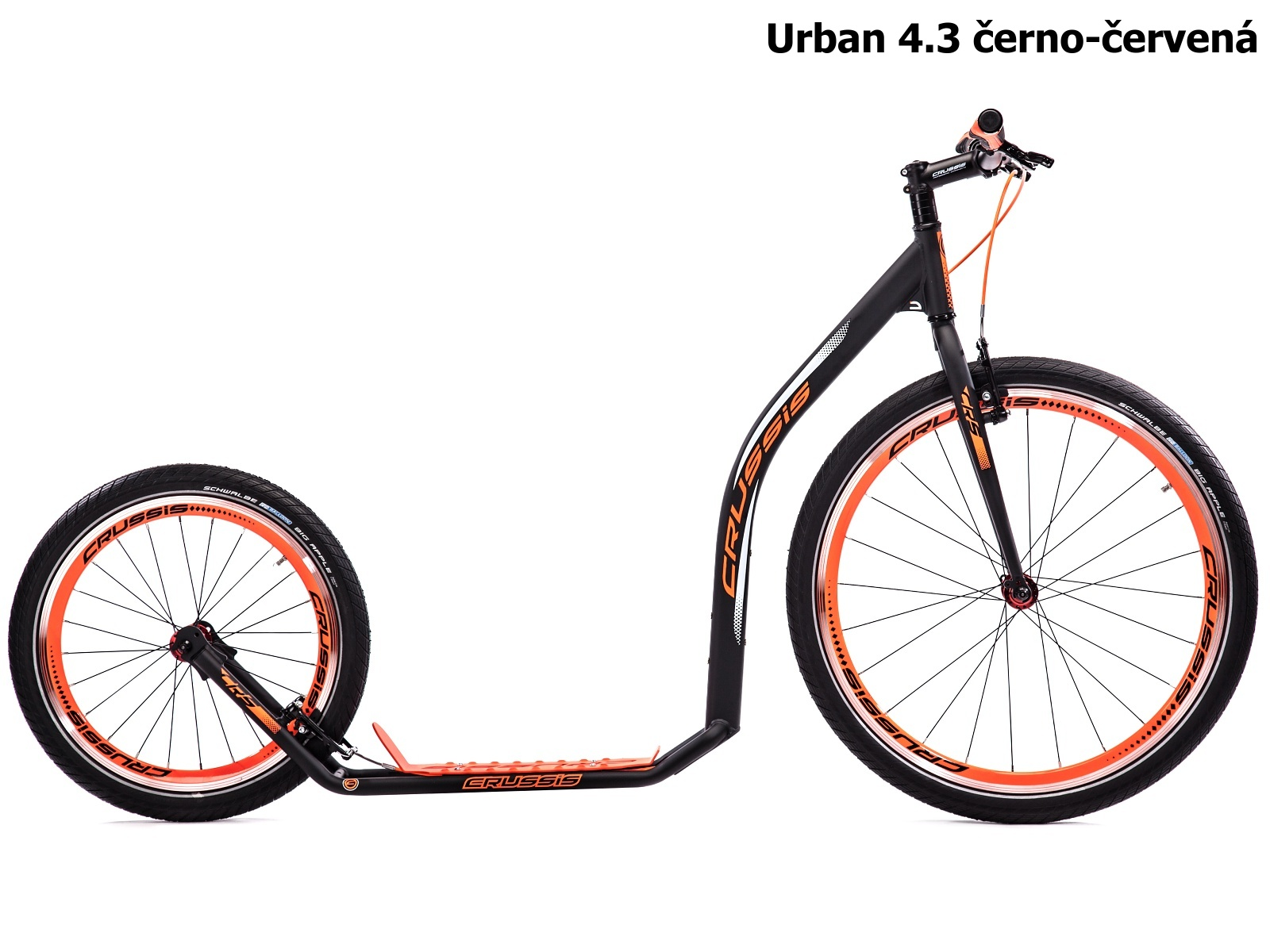 Crussis Urban 4.3
