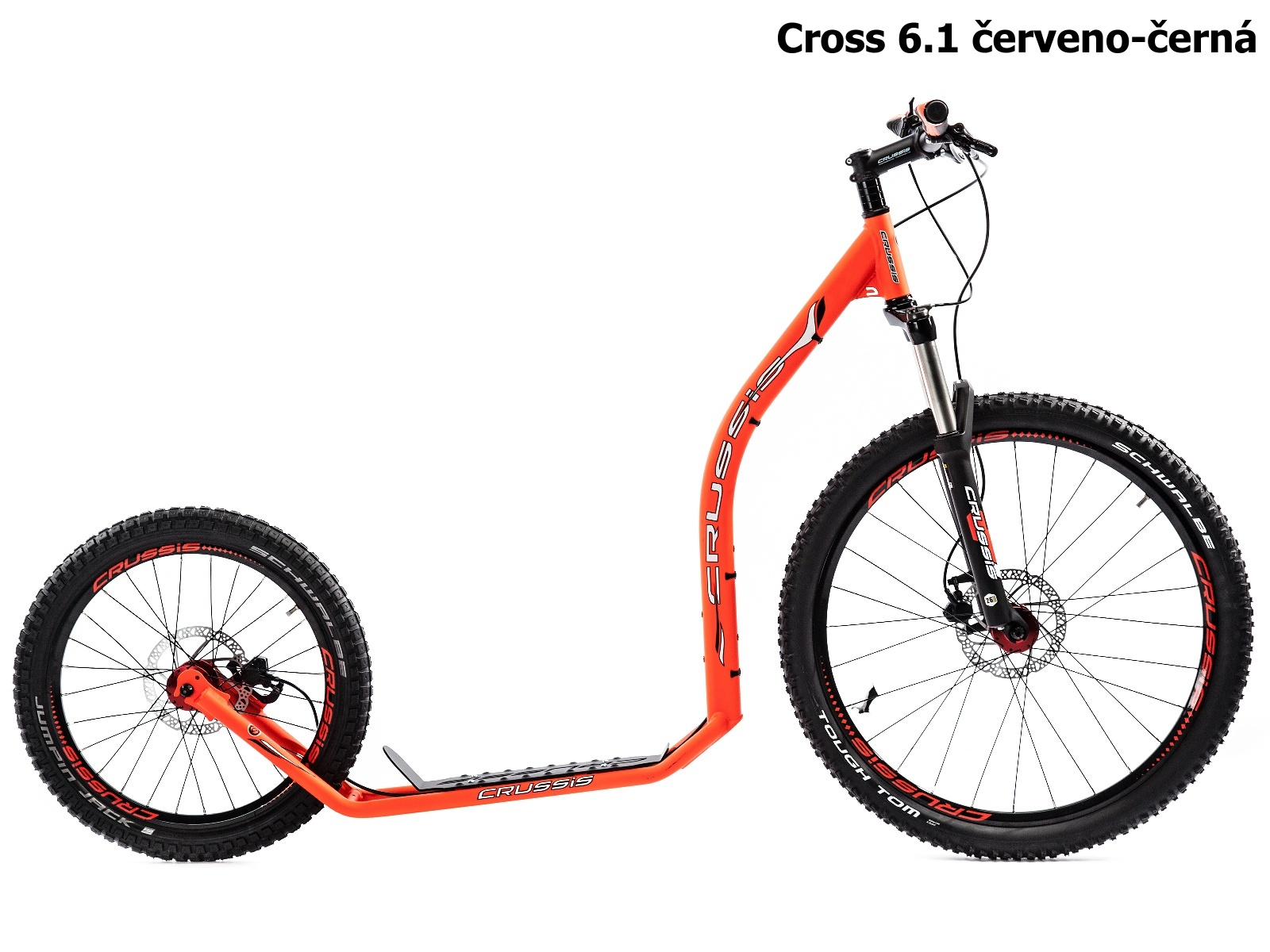 CRUSSIS CROSS 6.1
