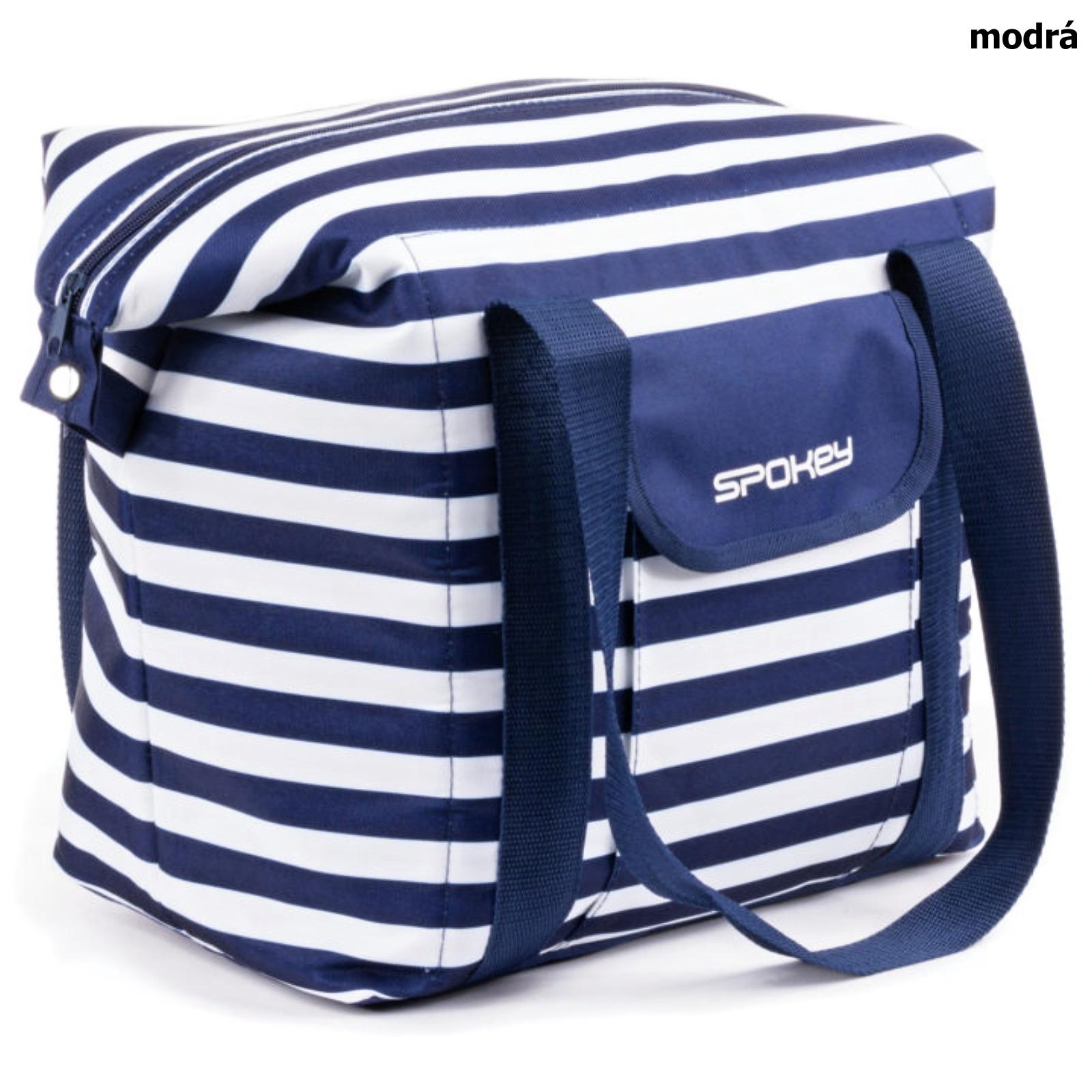 Plážová termo taška SPOKEY San Remo - modrá